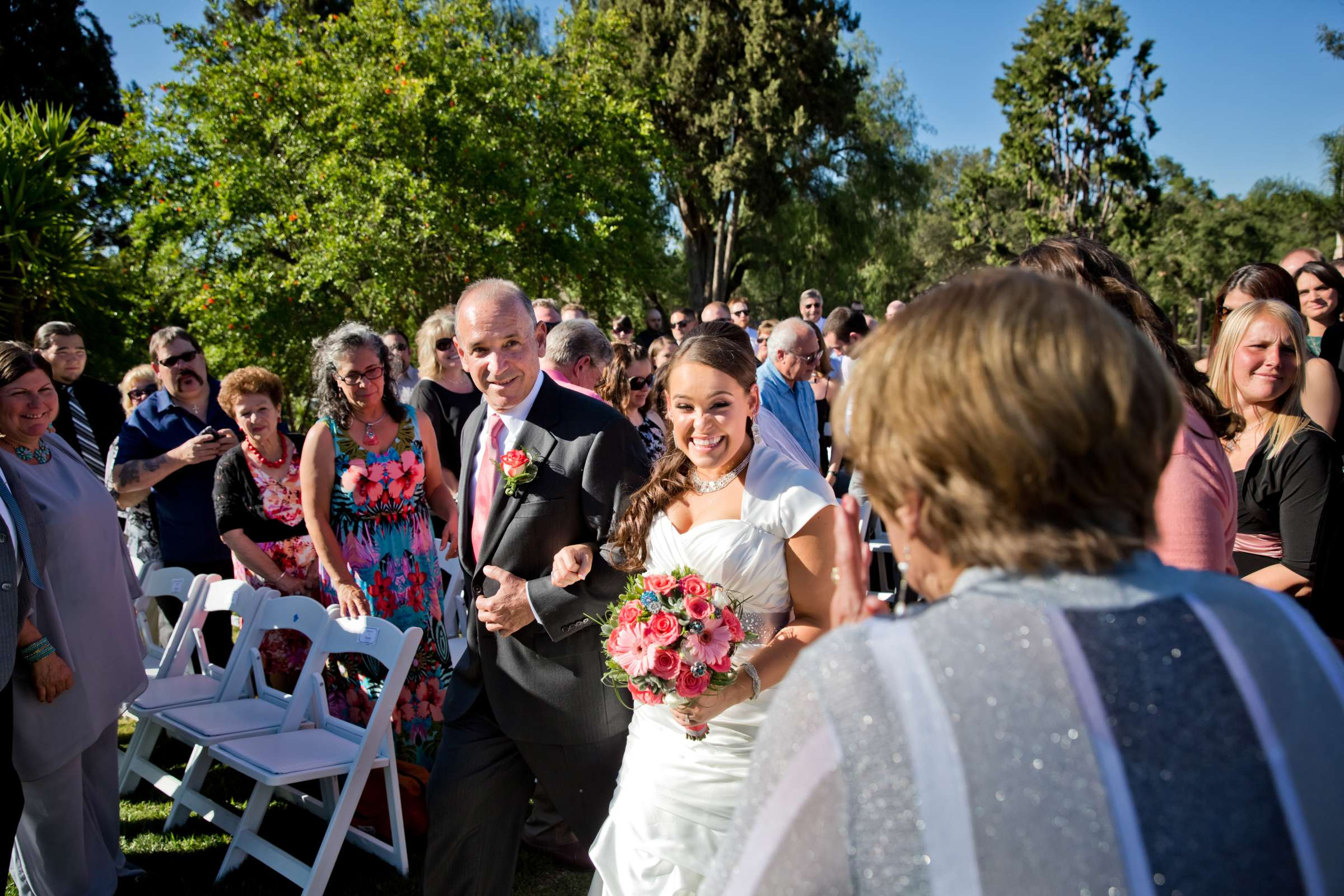 Mt Woodson Castle Wedding, Krista and Donald Wedding Photo #344717 by True Photography