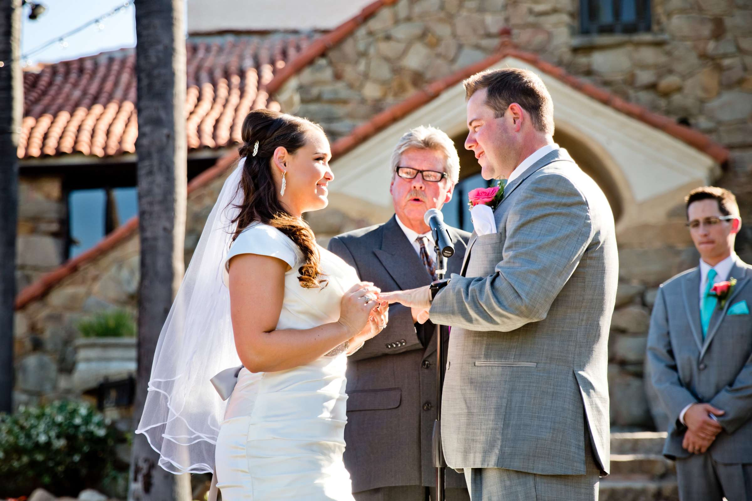 Mt Woodson Castle Wedding, Krista and Donald Wedding Photo #344725 by True Photography
