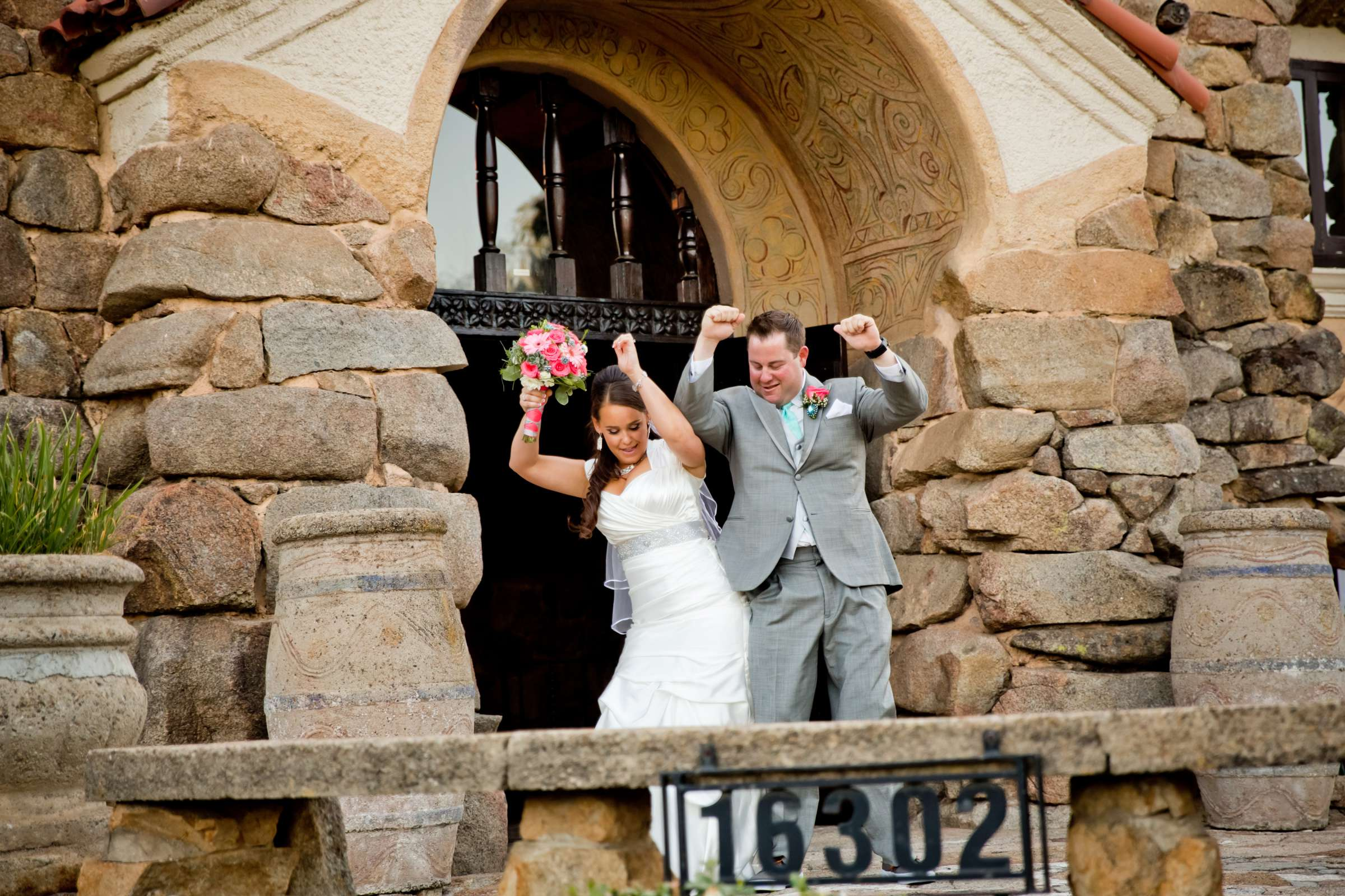 Mt Woodson Castle Wedding, Krista and Donald Wedding Photo #344732 by True Photography