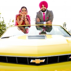 Gurpreet and Harsimran