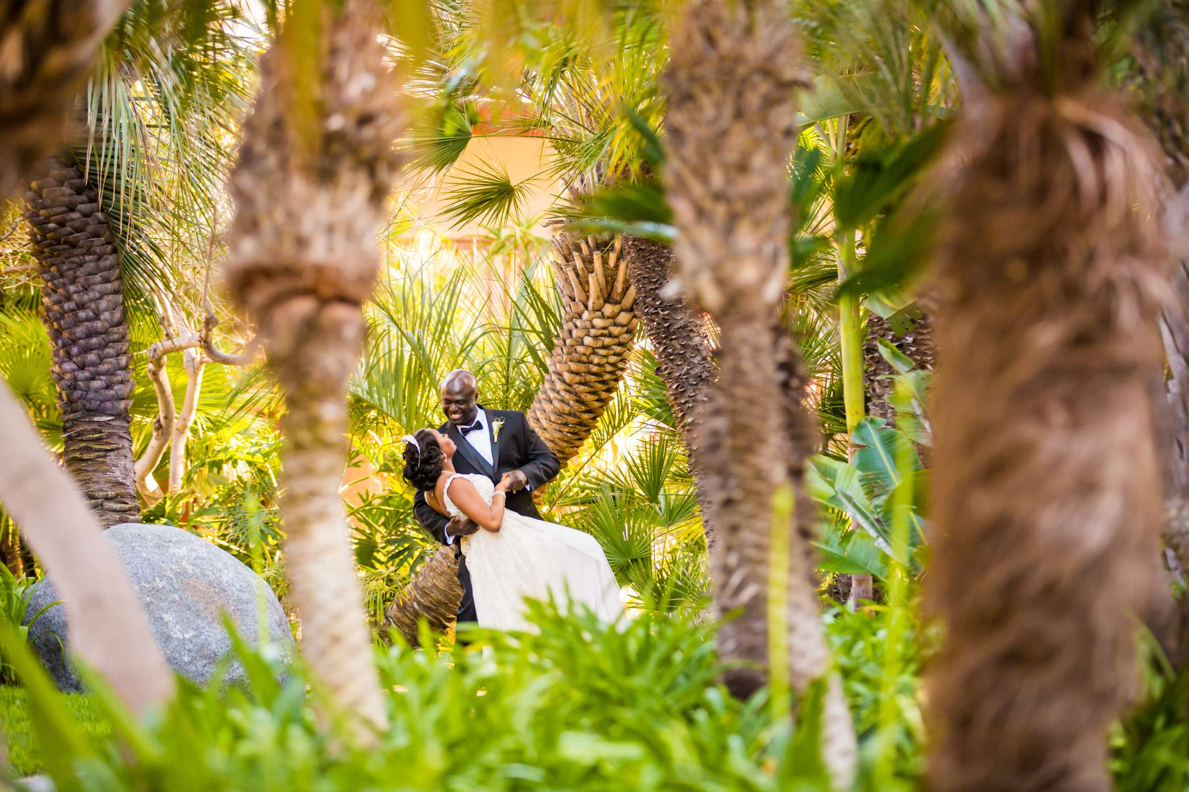 Catamaran Resort Wedding coordinated by Events Inspired SD, Vanessa and Akorli Wedding Photo #2 by True Photography