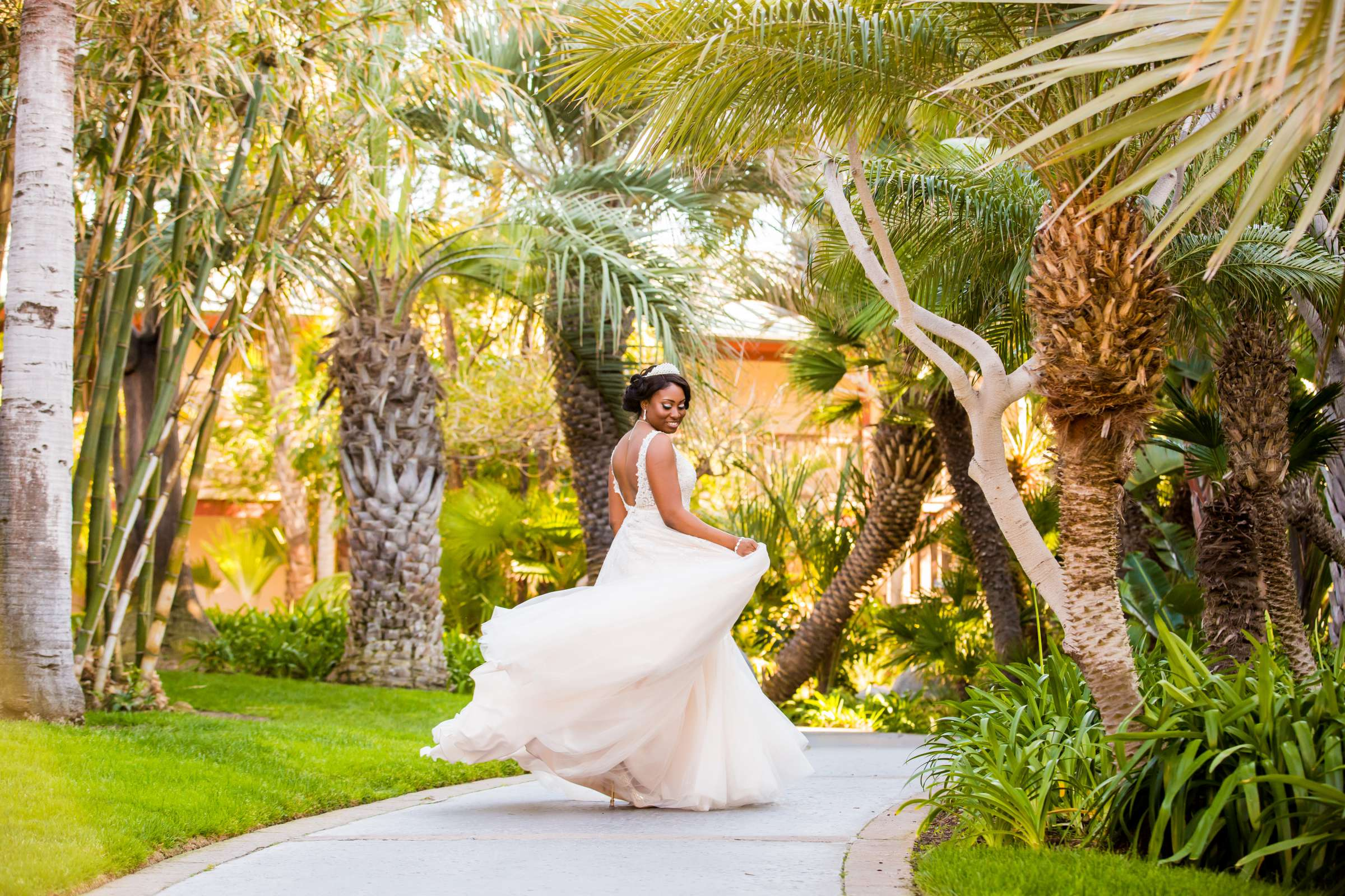 Catamaran Resort Wedding coordinated by Events Inspired SD, Vanessa and Akorli Wedding Photo #5 by True Photography