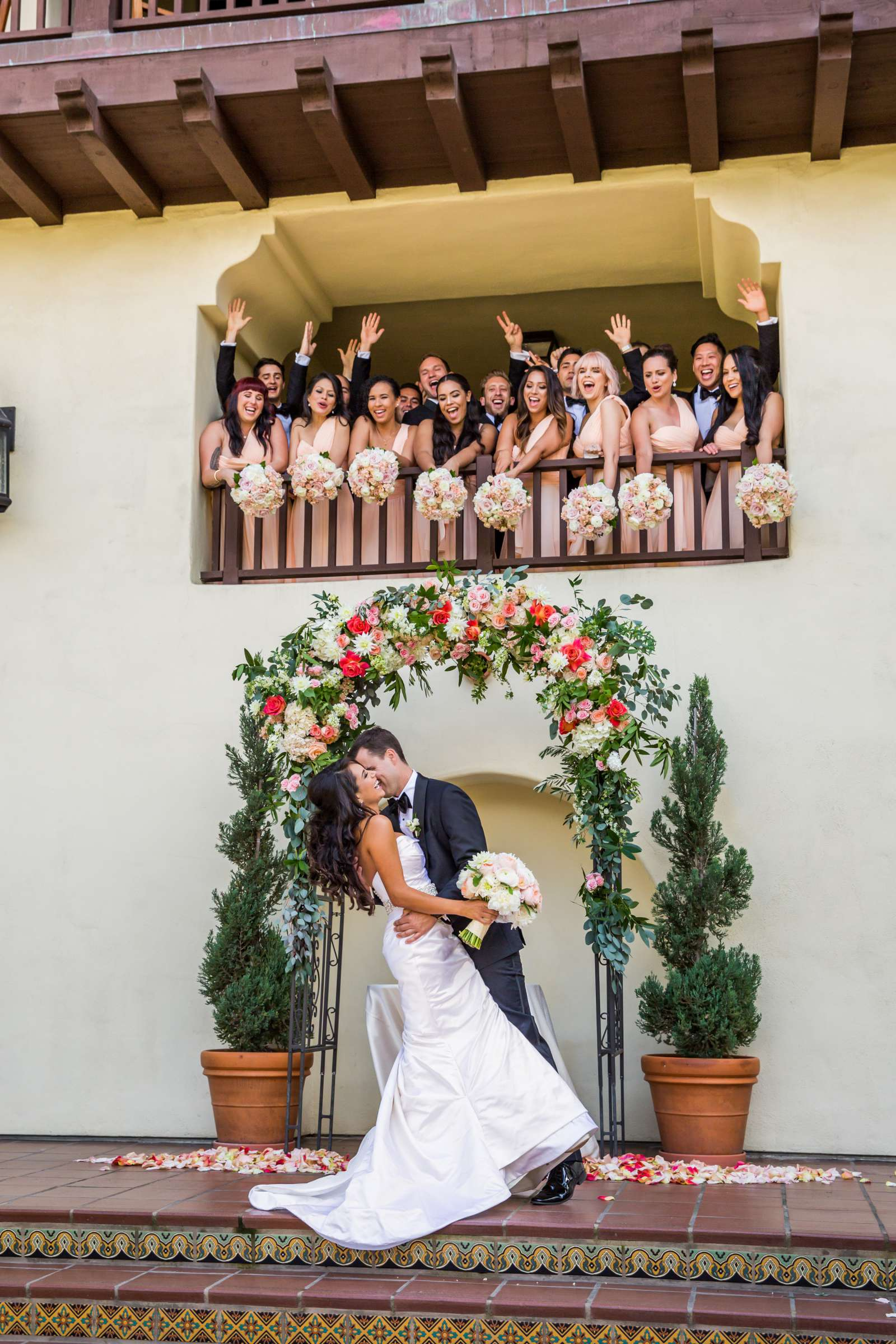 Estancia Wedding coordinated by SD Weddings by Gina, Diana and Andy Wedding Photo #8 by True Photography