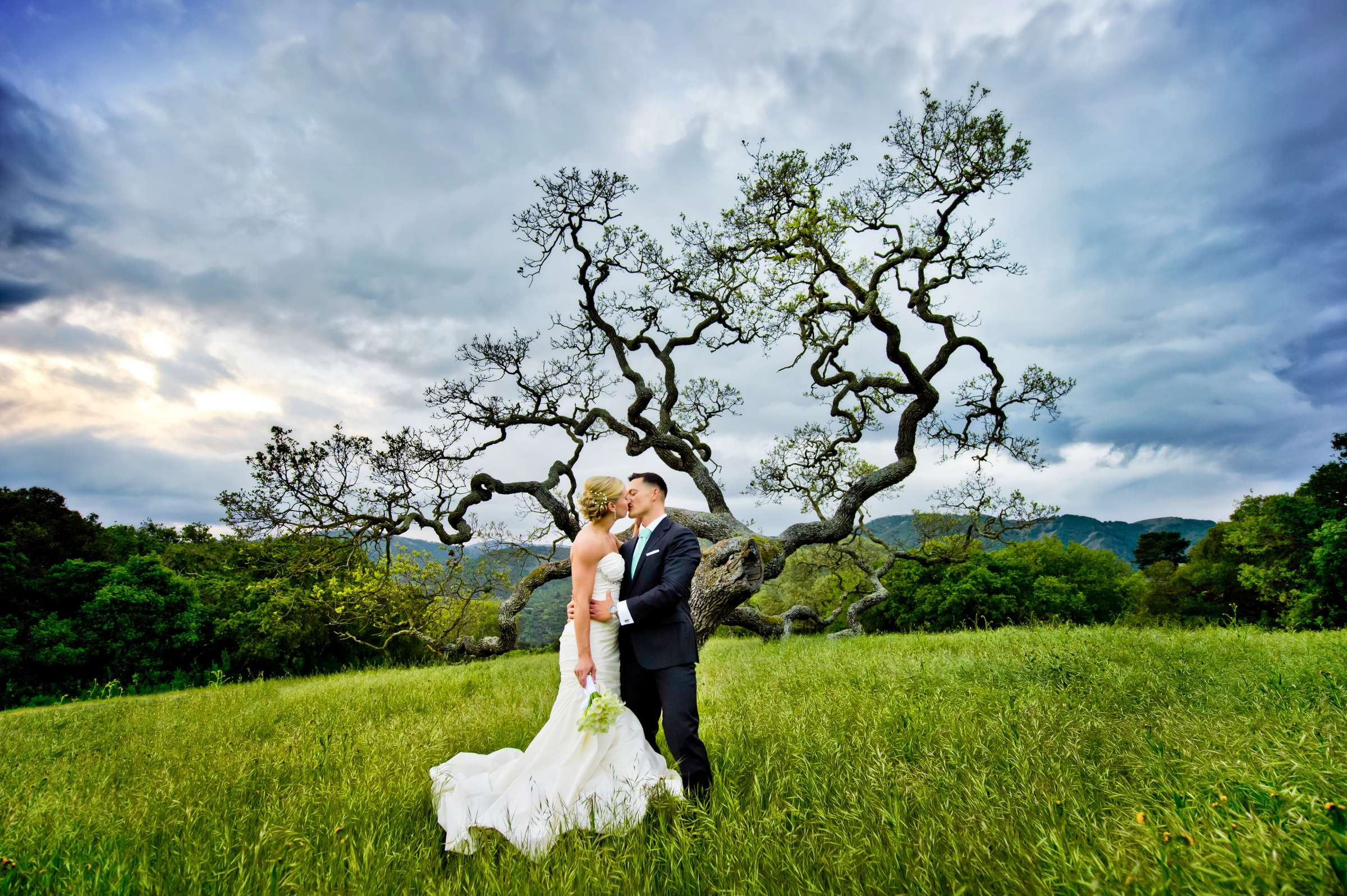 Holman Ranch Wedding, Kaley and Jason Wedding Photo #356226 by True Photography