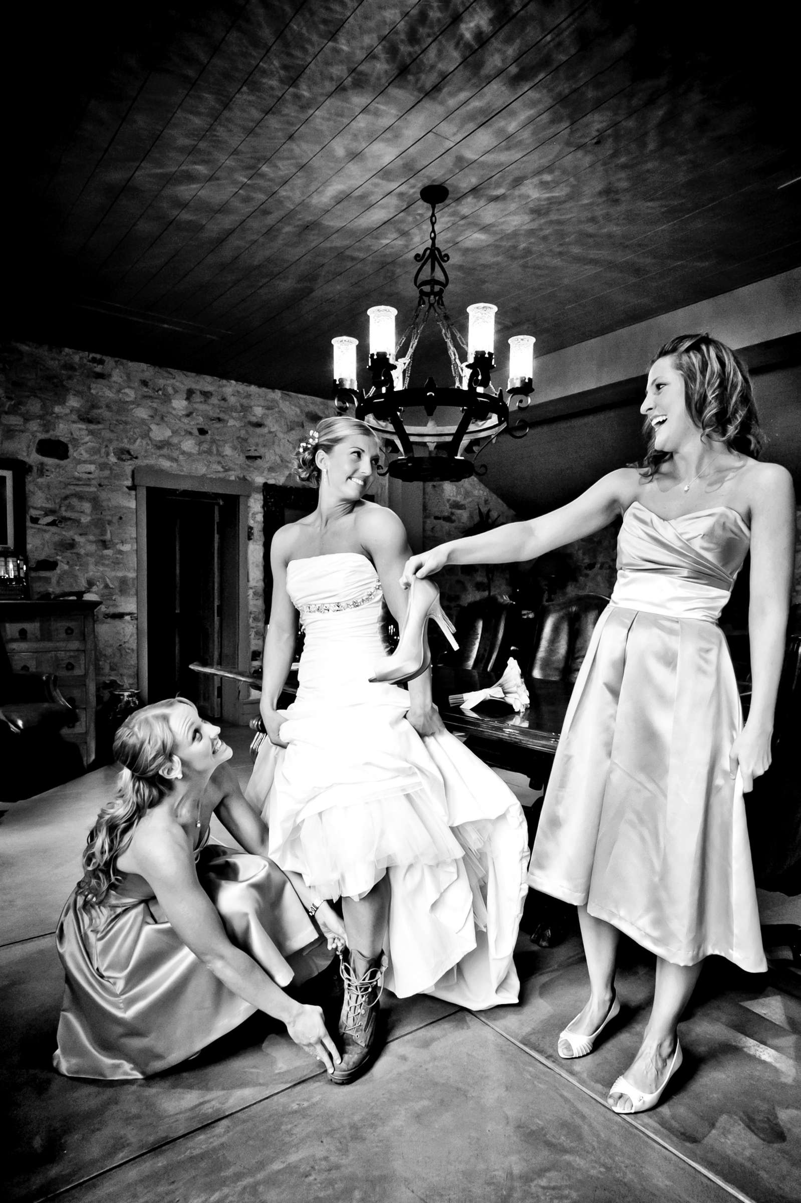 Holman Ranch Wedding, Kaley and Jason Wedding Photo #356246 by True Photography