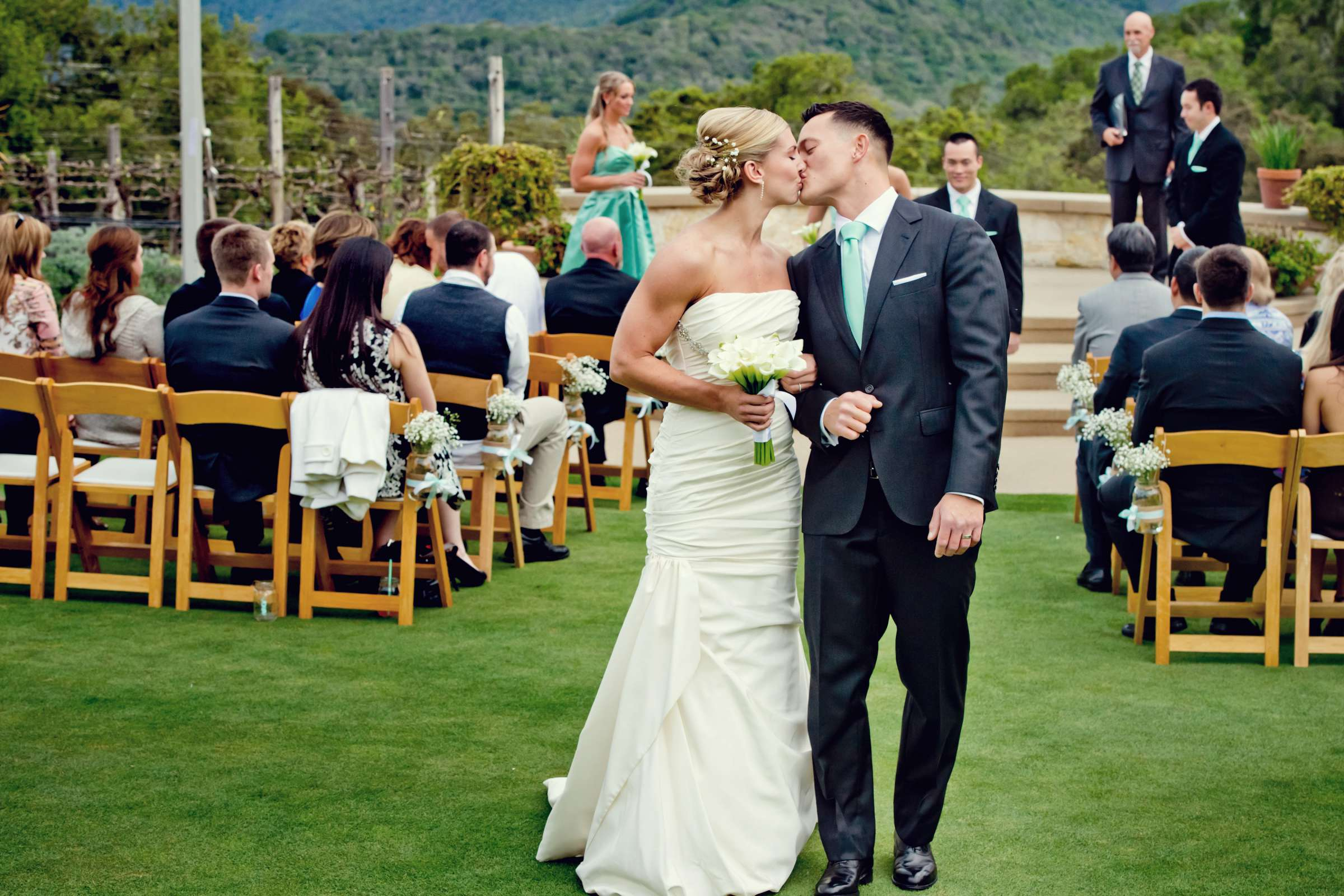 Holman Ranch Wedding, Kaley and Jason Wedding Photo #356258 by True Photography