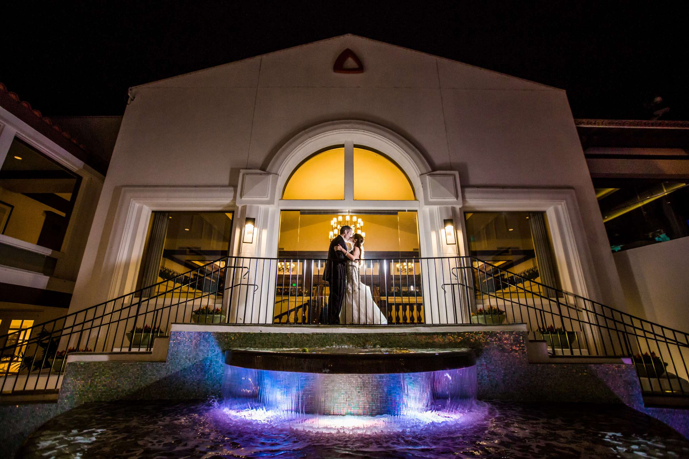 Omni La Costa Resort & Spa Wedding coordinated by EverAfter Events, Natalie and Greg Wedding Photo #359374 by True Photography