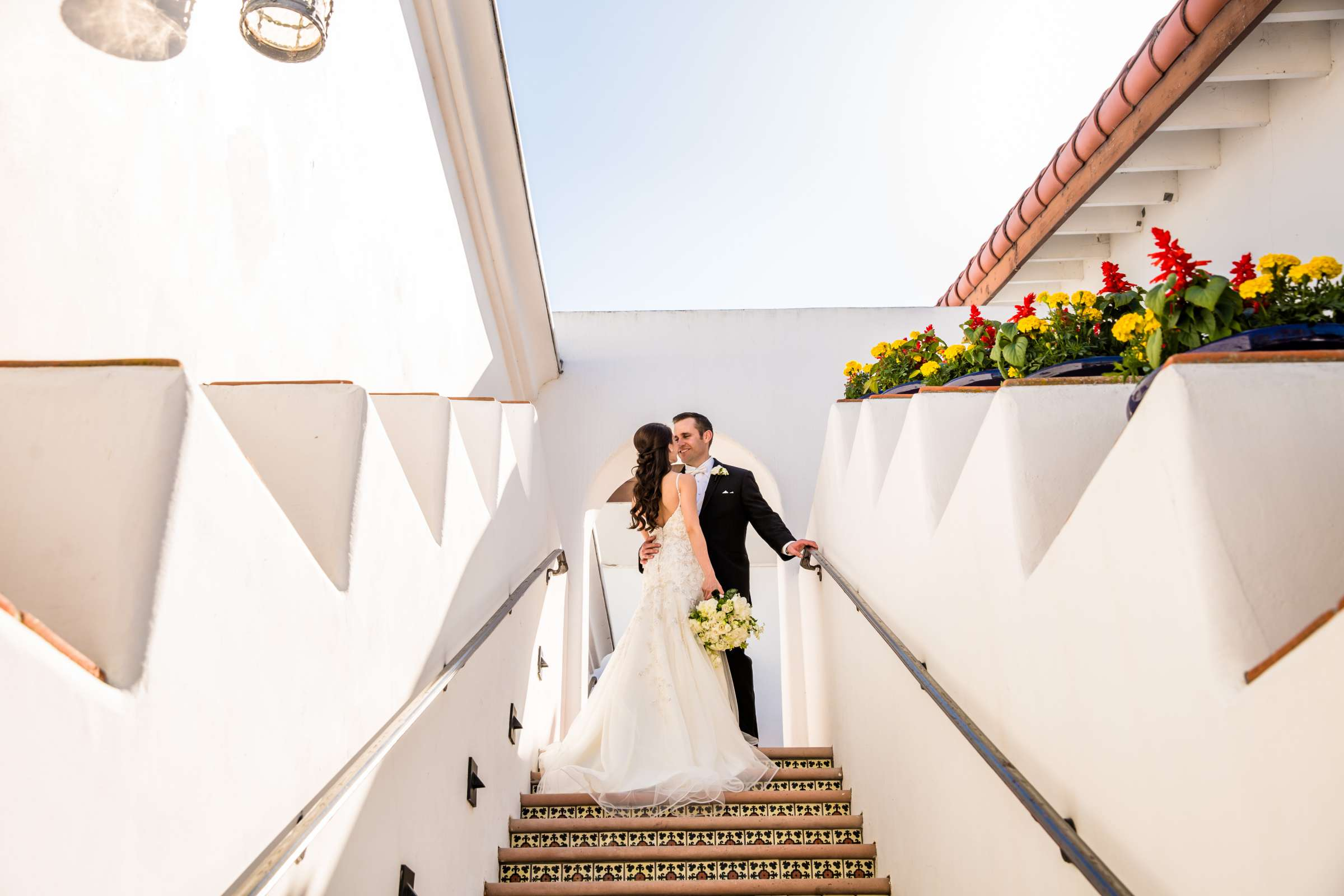 Omni La Costa Resort & Spa Wedding coordinated by EverAfter Events, Natalie and Greg Wedding Photo #359383 by True Photography