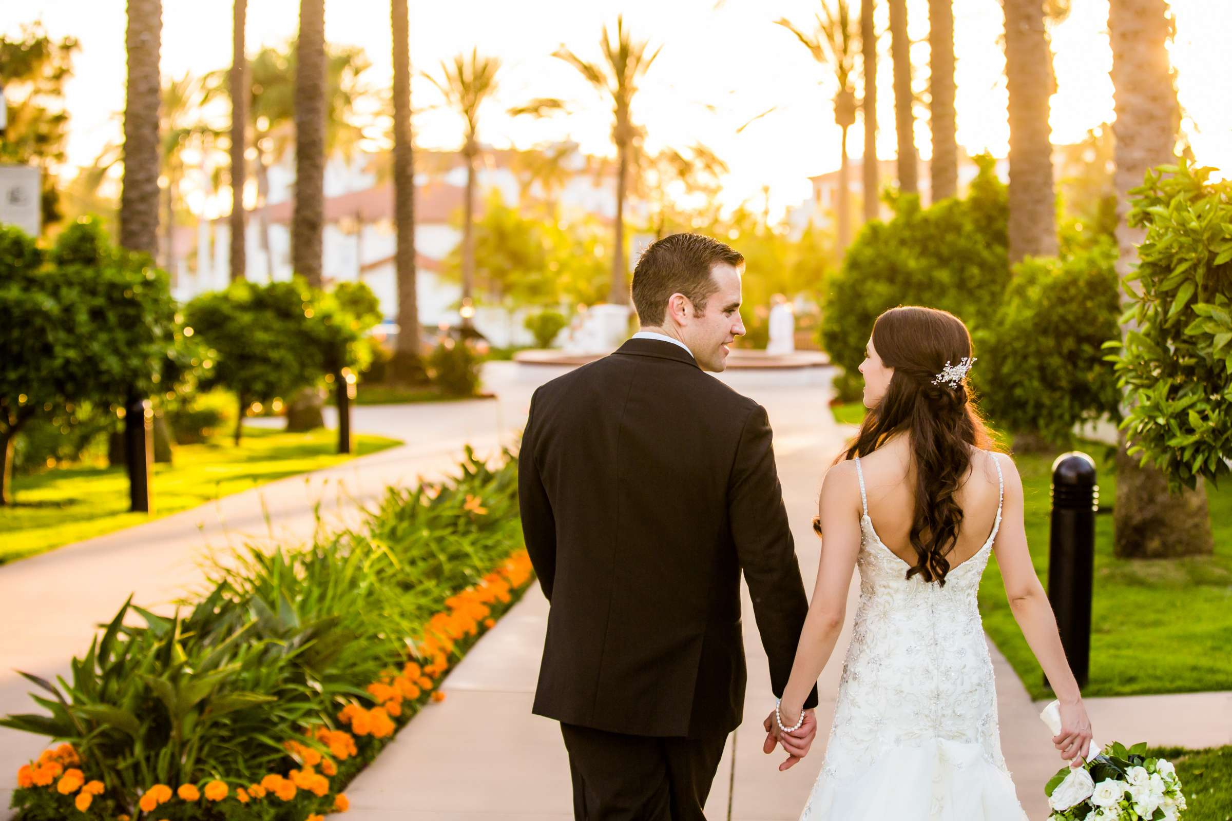 Omni La Costa Resort & Spa Wedding coordinated by EverAfter Events, Natalie and Greg Wedding Photo #359385 by True Photography