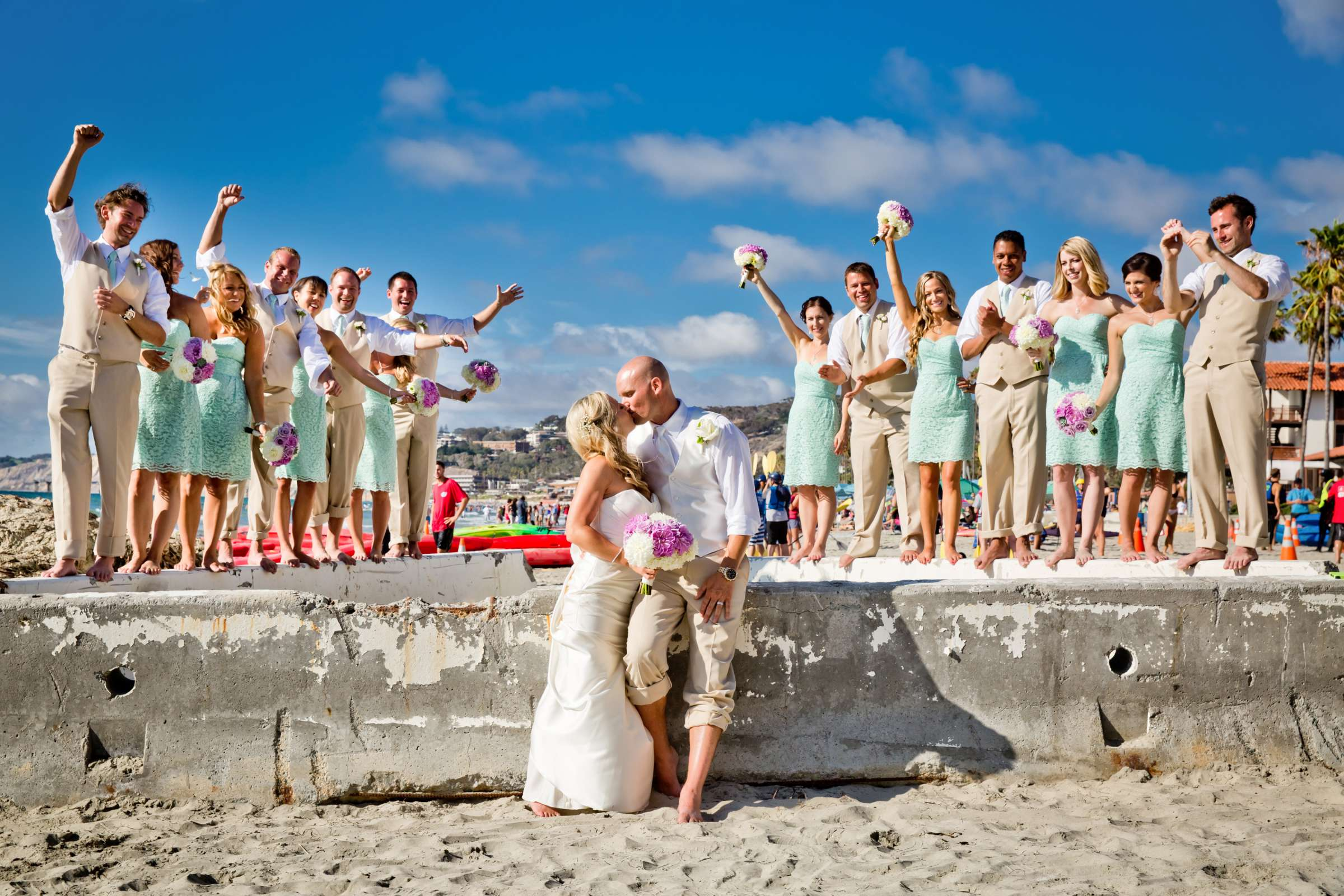 La Jolla Shores Hotel Wedding coordinated by I Do Weddings, Stefanie and Craig Wedding Photo #373288 by True Photography