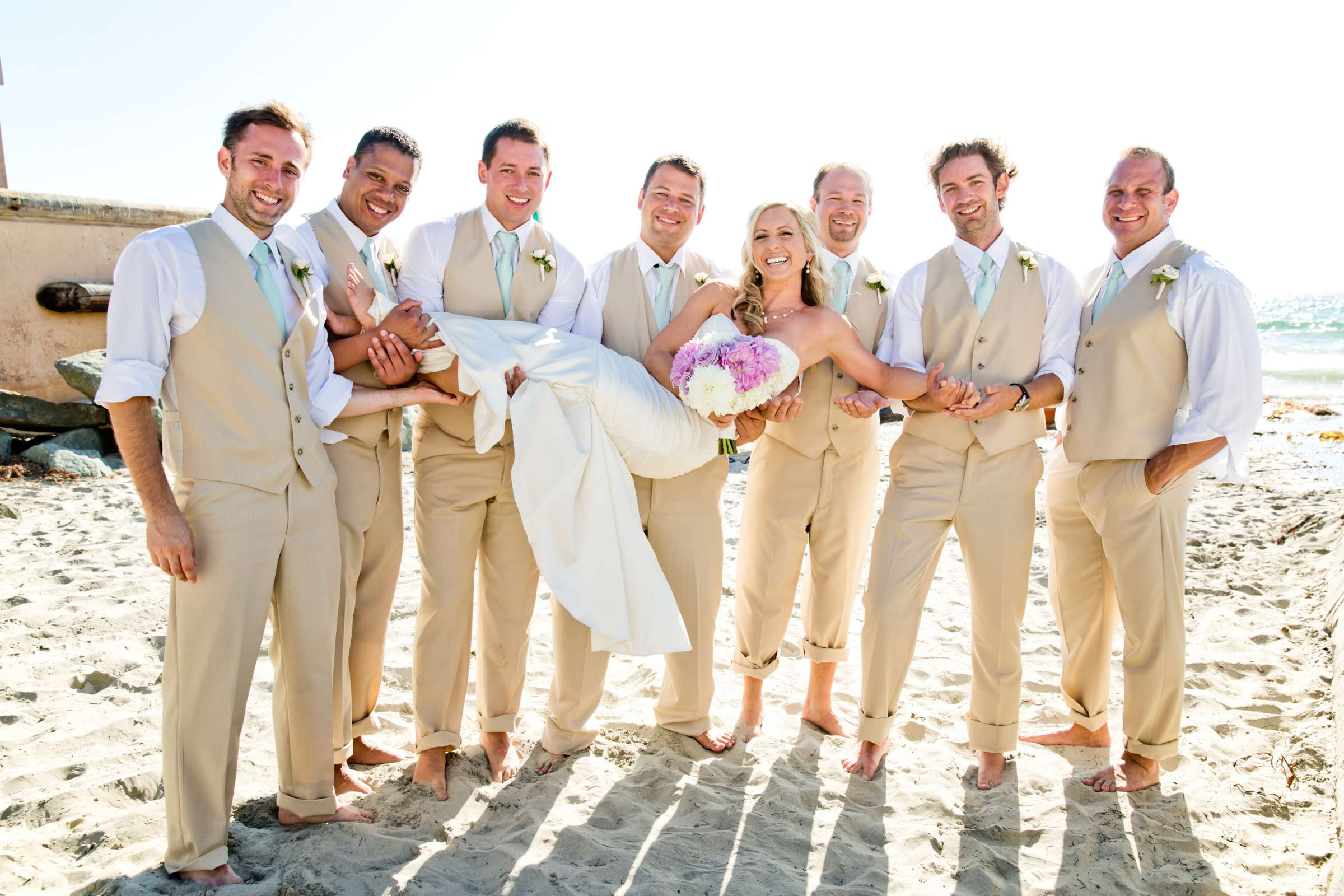 La Jolla Shores Hotel Wedding coordinated by I Do Weddings, Stefanie and Craig Wedding Photo #373314 by True Photography