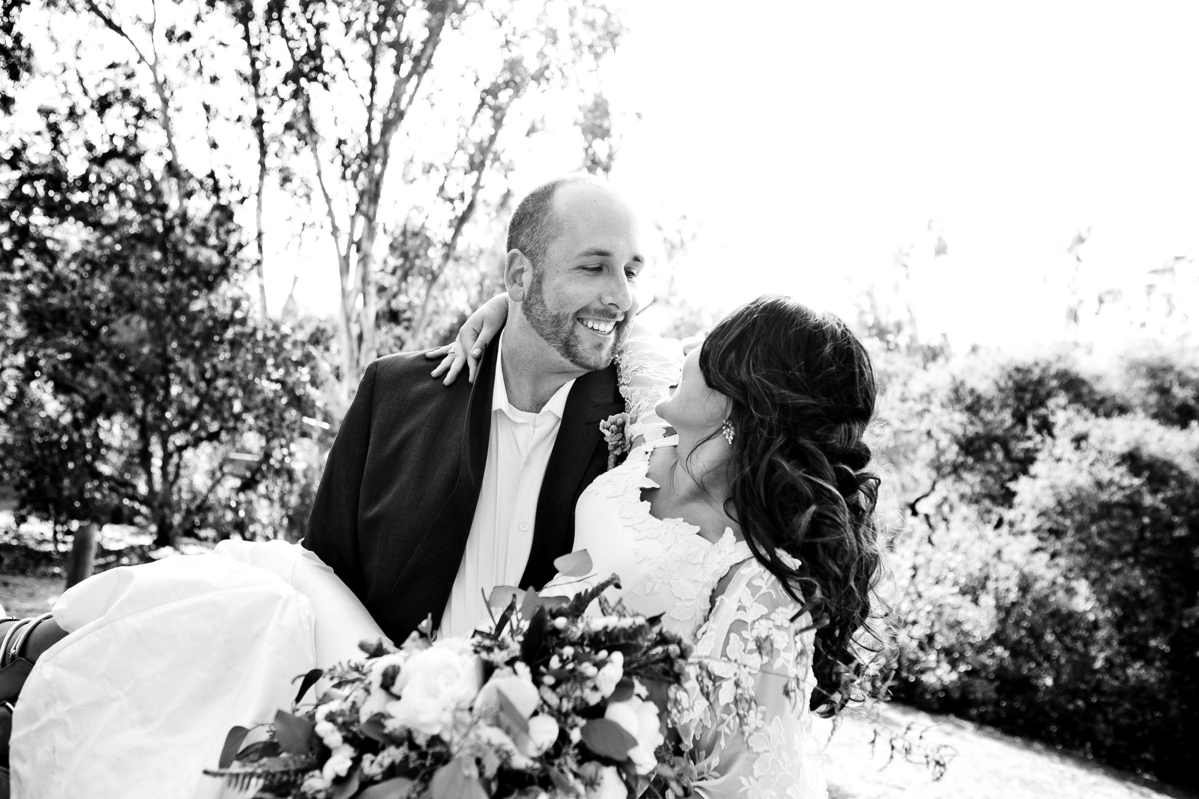 Leo Carrillo Ranch Wedding coordinated by Weddings by Lisa Nicole, Bethany and Aaron Wedding Photo #1 by True Photography