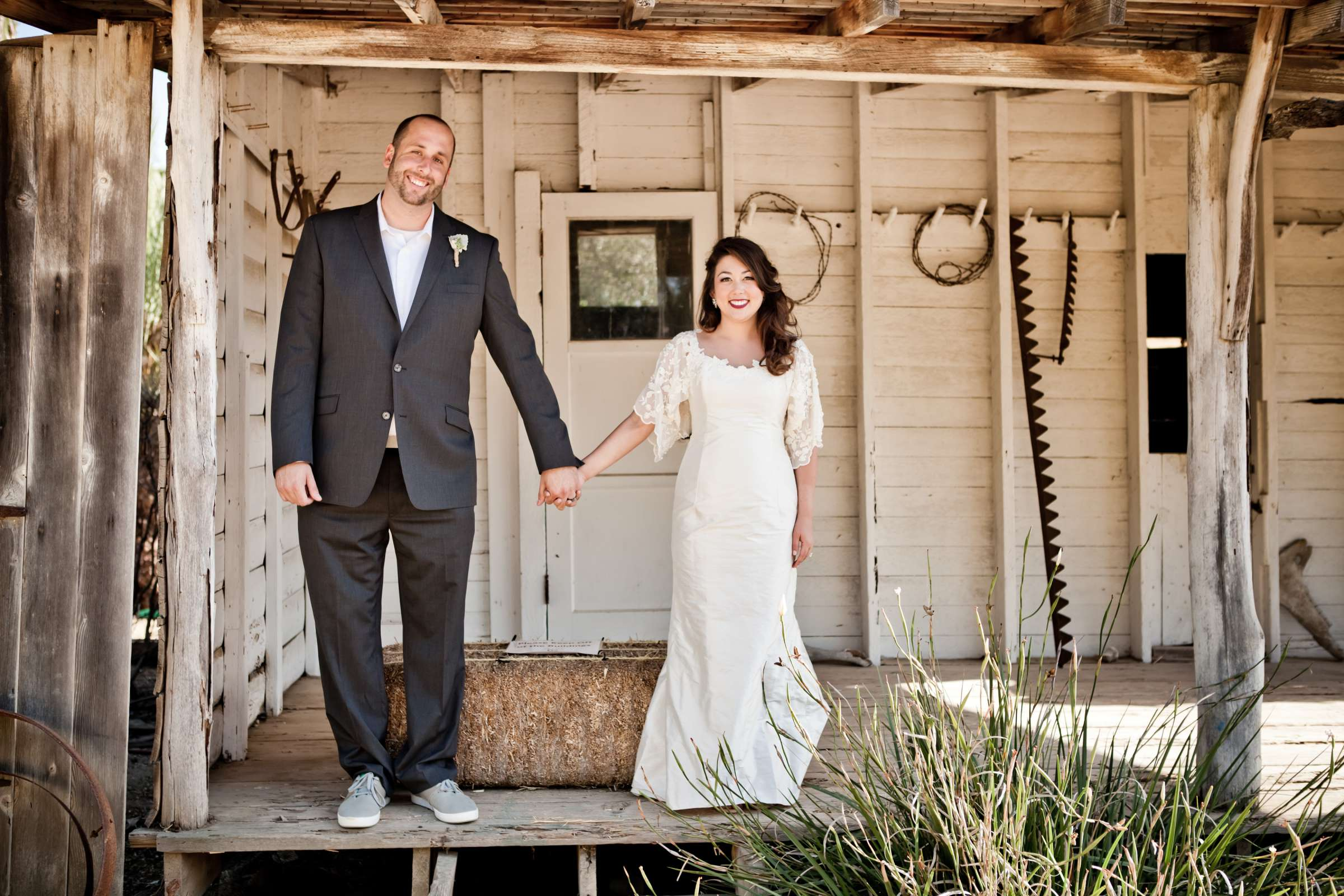 Leo Carrillo Ranch Wedding coordinated by Weddings by Lisa Nicole, Bethany and Aaron Wedding Photo #2 by True Photography
