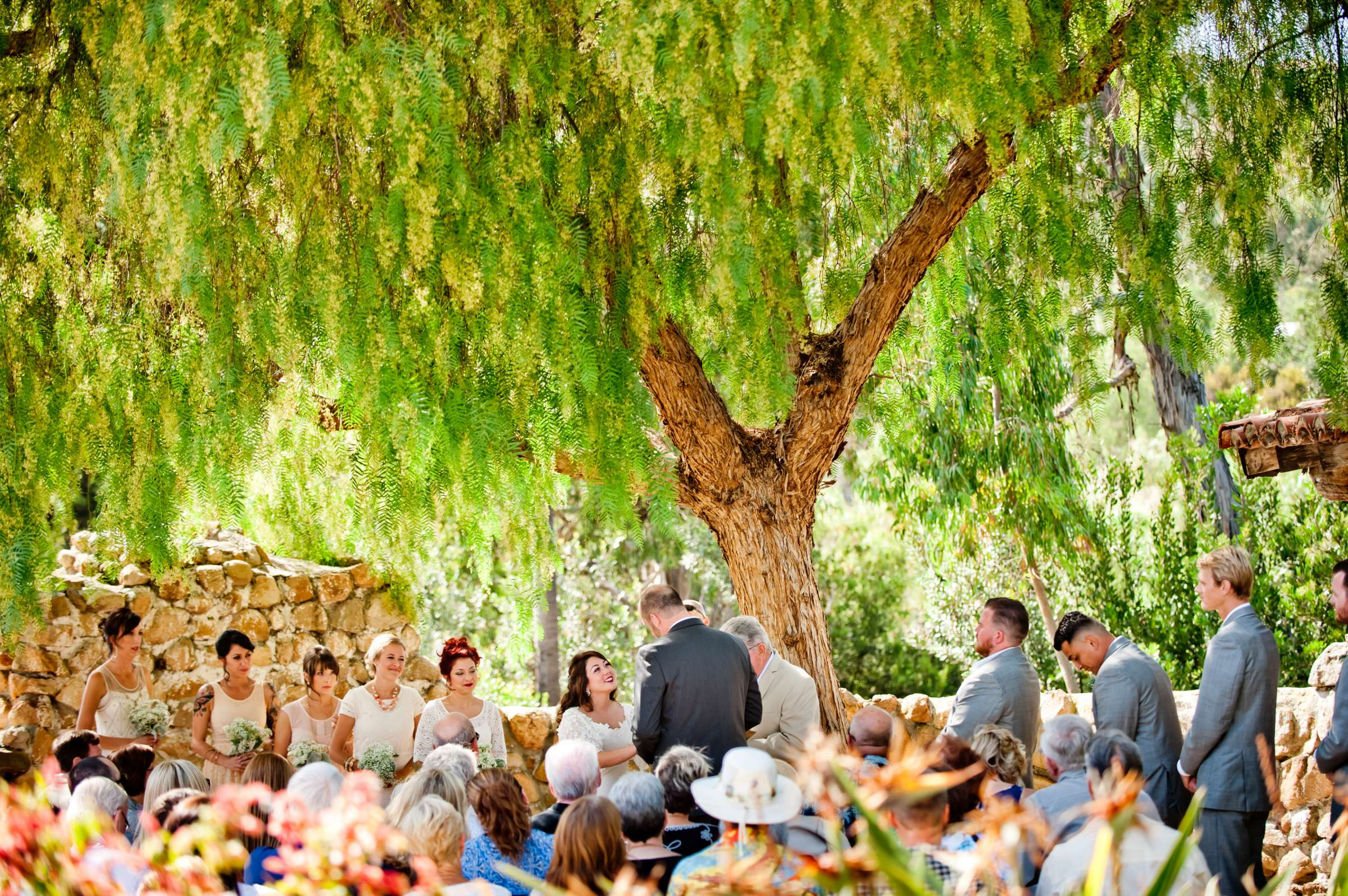 Leo Carrillo Ranch Wedding coordinated by Weddings by Lisa Nicole, Bethany and Aaron Wedding Photo #9 by True Photography
