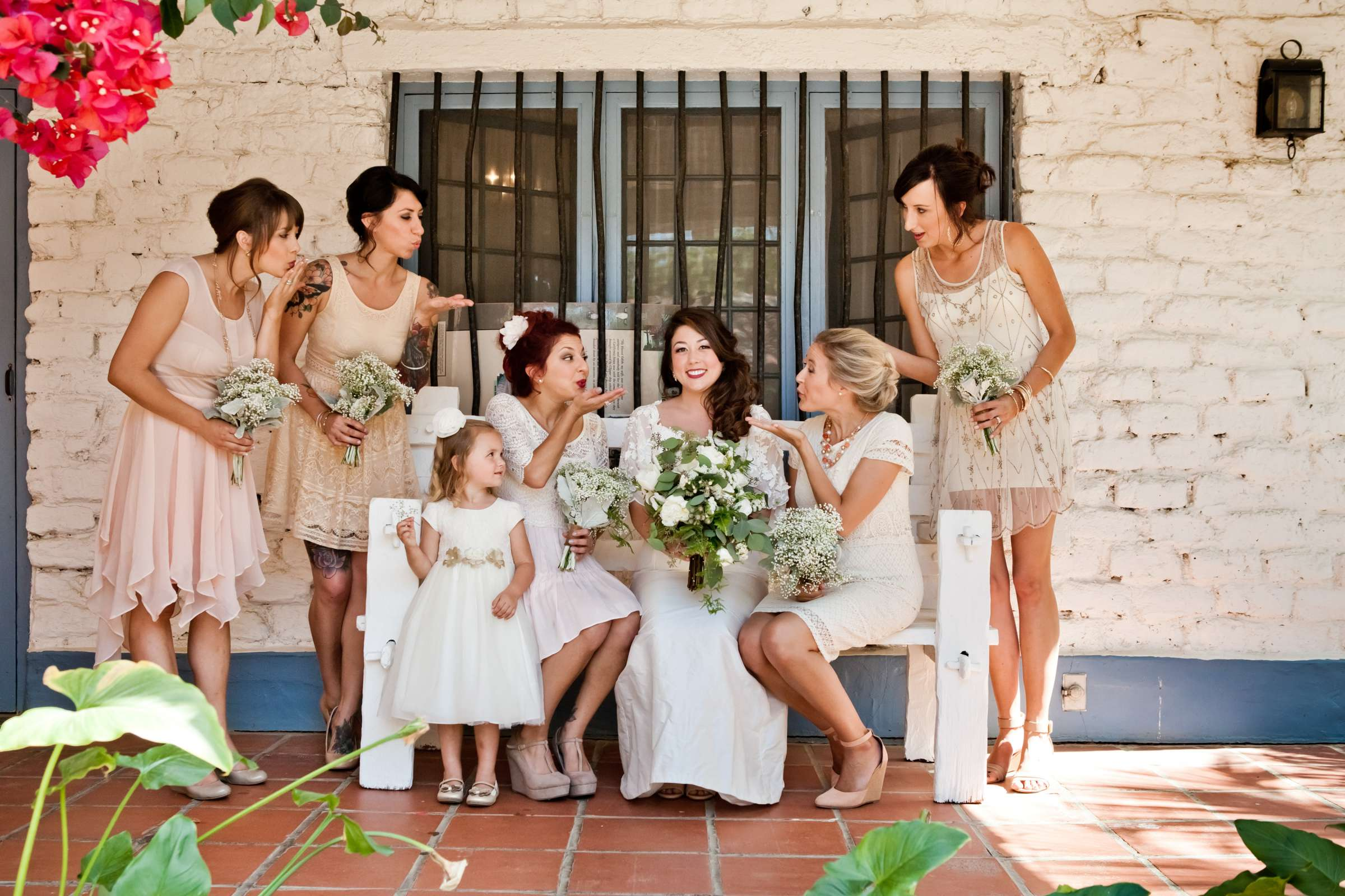 Leo Carrillo Ranch Wedding coordinated by Weddings by Lisa Nicole, Bethany and Aaron Wedding Photo #10 by True Photography