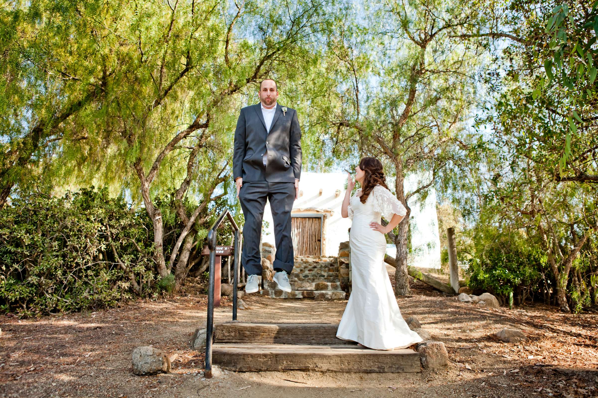 Leo Carrillo Ranch Wedding coordinated by Weddings by Lisa Nicole, Bethany and Aaron Wedding Photo #12 by True Photography