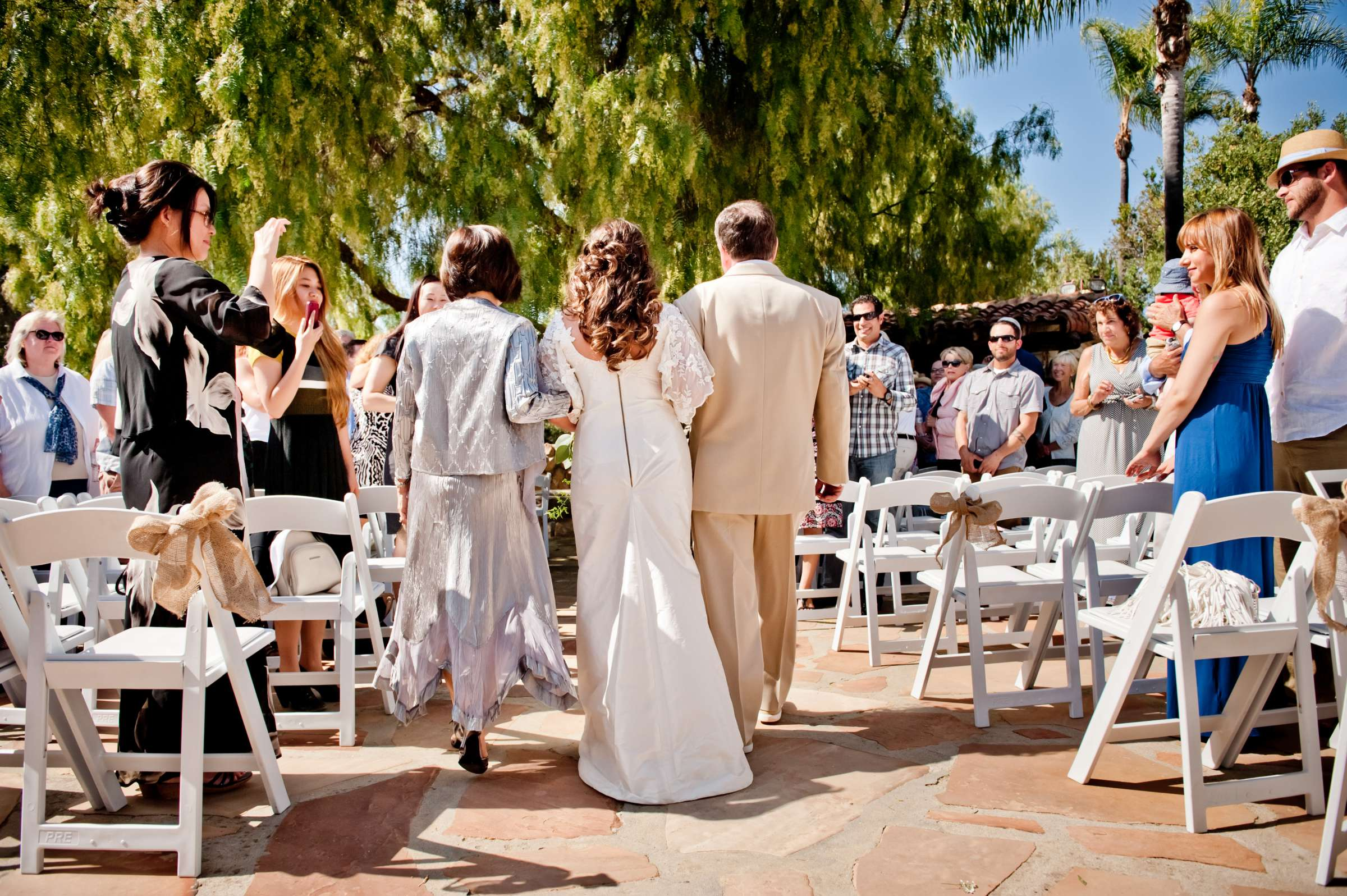 Leo Carrillo Ranch Wedding coordinated by Weddings by Lisa Nicole, Bethany and Aaron Wedding Photo #23 by True Photography
