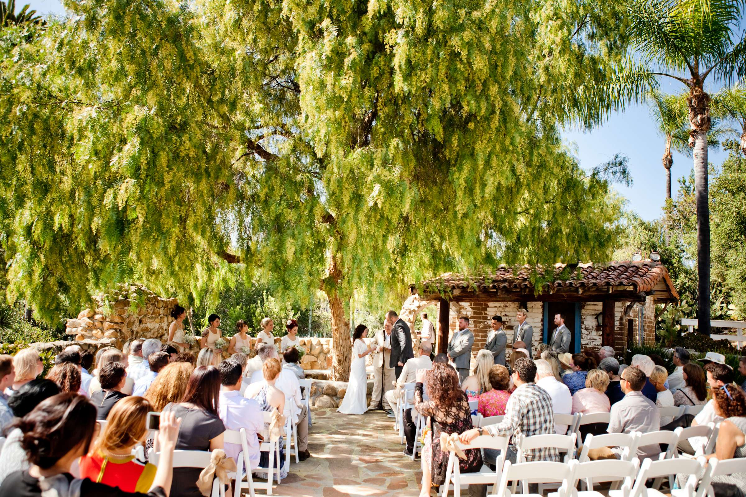 Leo Carrillo Ranch Wedding coordinated by Weddings by Lisa Nicole, Bethany and Aaron Wedding Photo #27 by True Photography