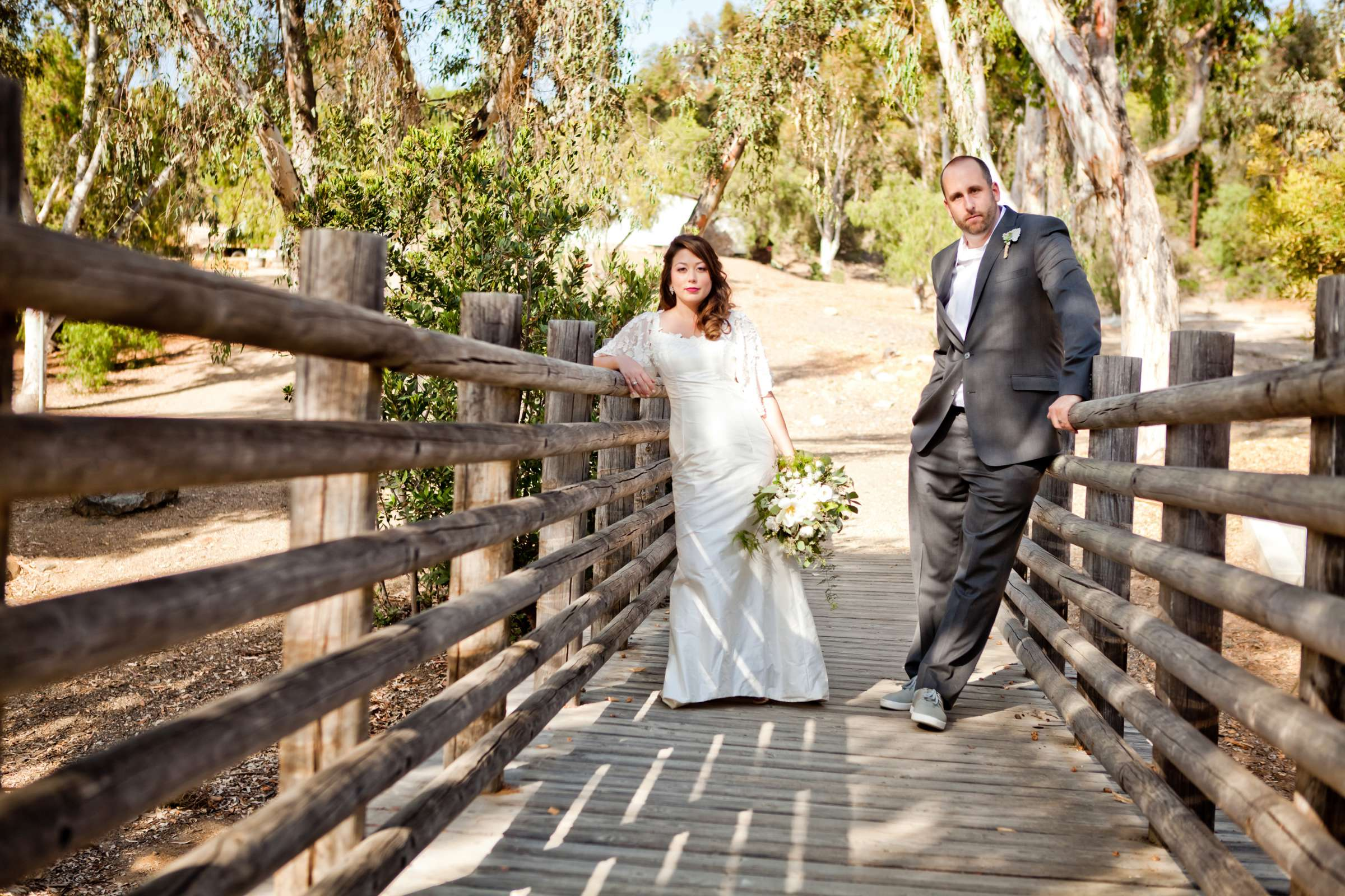 Leo Carrillo Ranch Wedding coordinated by Weddings by Lisa Nicole, Bethany and Aaron Wedding Photo #31 by True Photography