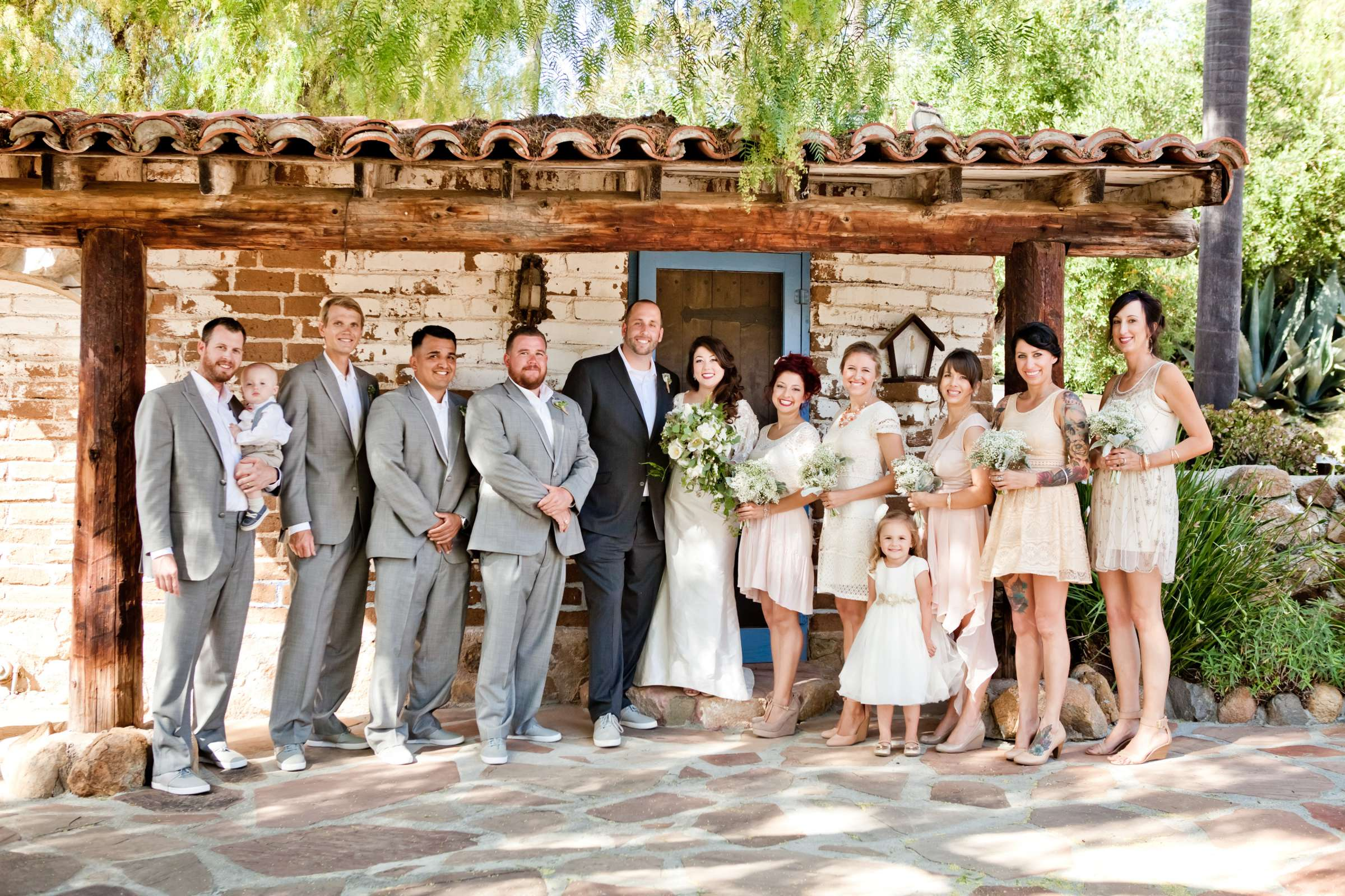 Leo Carrillo Ranch Wedding coordinated by Weddings by Lisa Nicole, Bethany and Aaron Wedding Photo #32 by True Photography