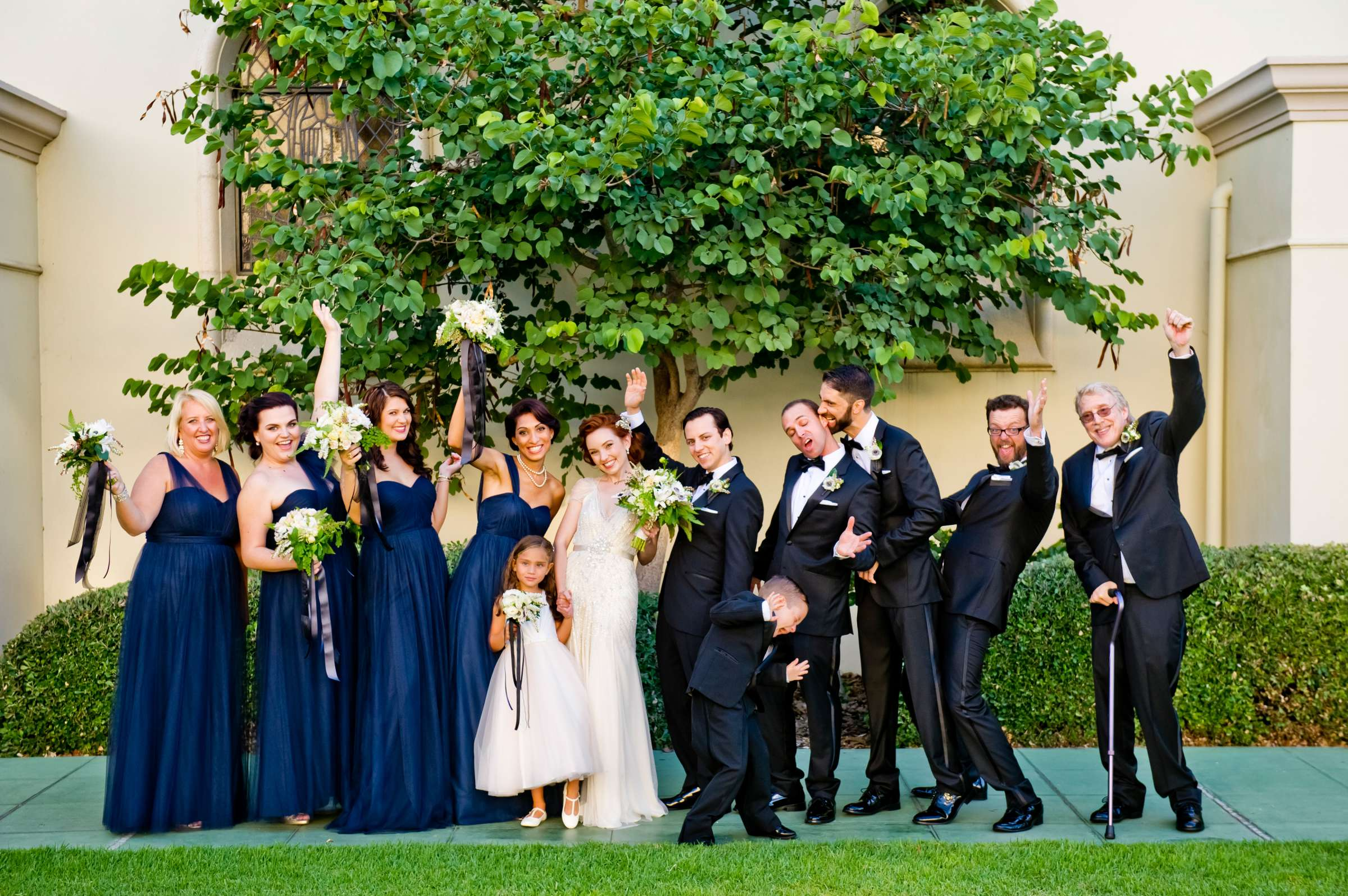 The Prado Wedding coordinated by Francine Ribeau Events, Rosalyn and Adam Wedding Photo #7 by True Photography