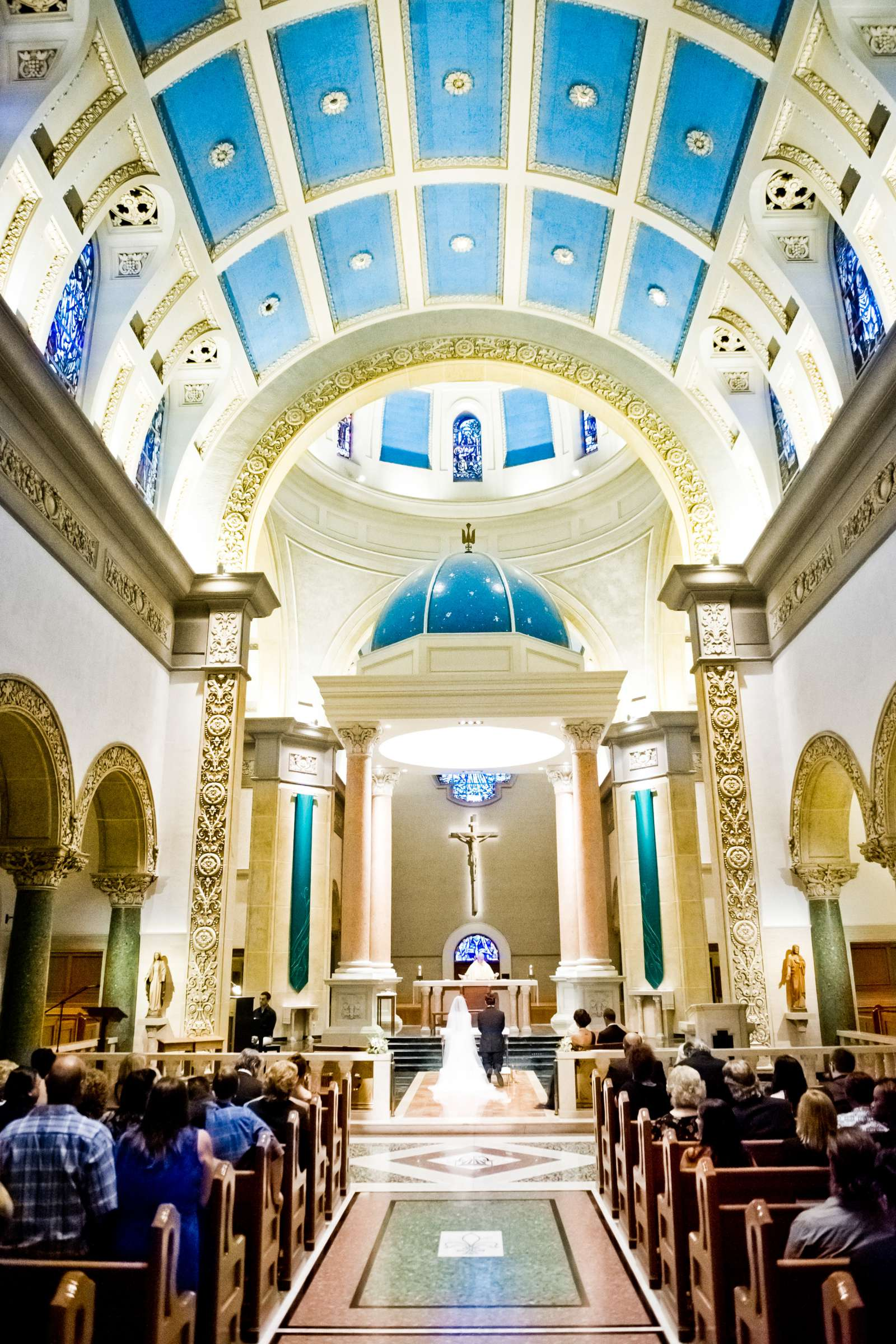 The Prado Wedding coordinated by Francine Ribeau Events, Rosalyn and Adam Wedding Photo #9 by True Photography