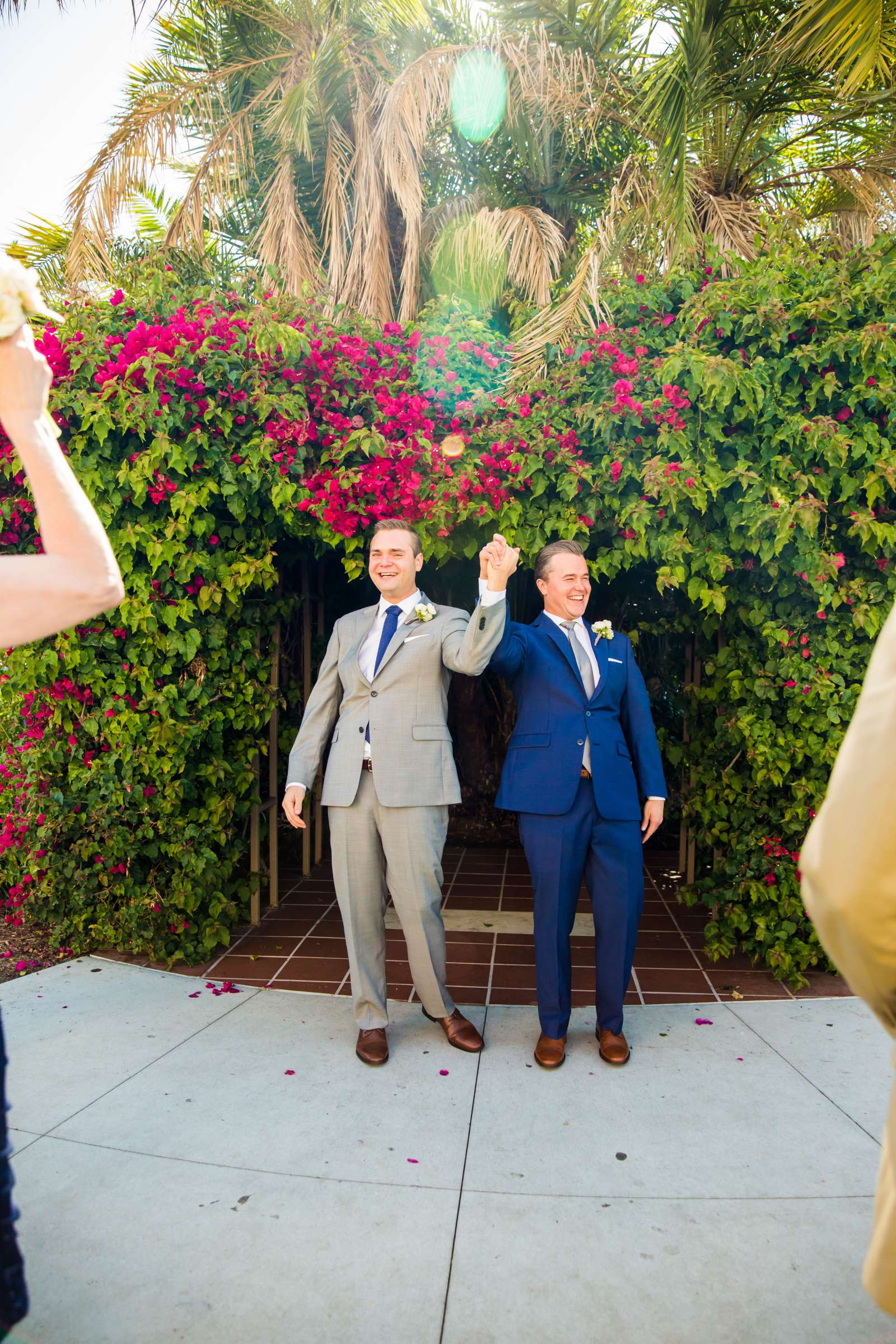 San Diego Courthouse Wedding coordinated by Emily Smiley, Eric and James Wedding Photo #377357 by True Photography