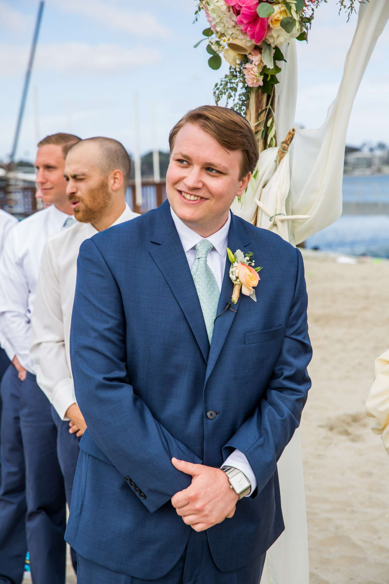 Catamaran Resort Wedding coordinated by Lavish Weddings, Brittany and David Wedding Photo #66 by True Photography