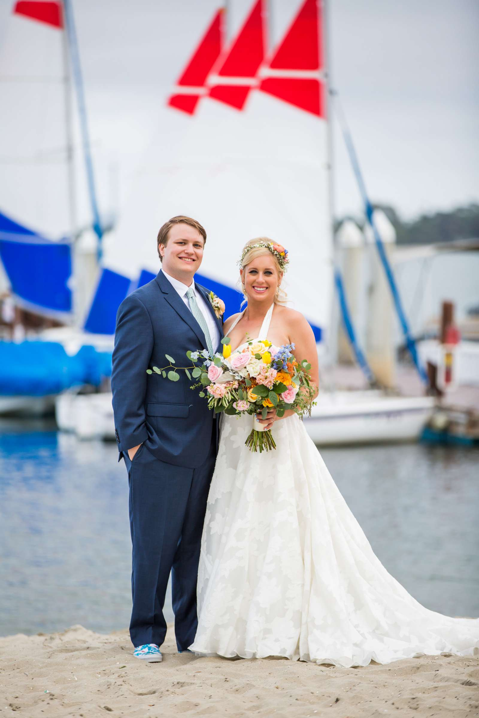 Catamaran Resort Wedding coordinated by Lavish Weddings, Brittany and David Wedding Photo #86 by True Photography