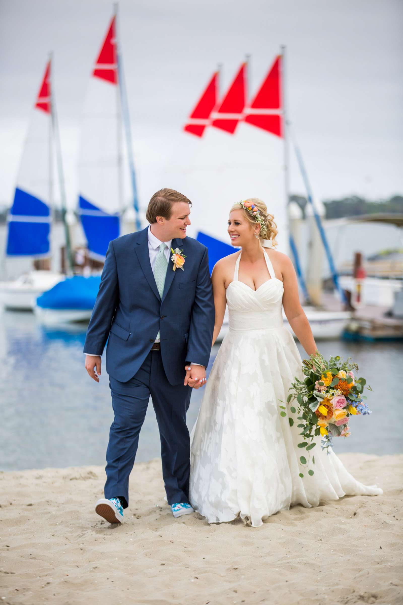 Catamaran Resort Wedding coordinated by Lavish Weddings, Brittany and David Wedding Photo #92 by True Photography