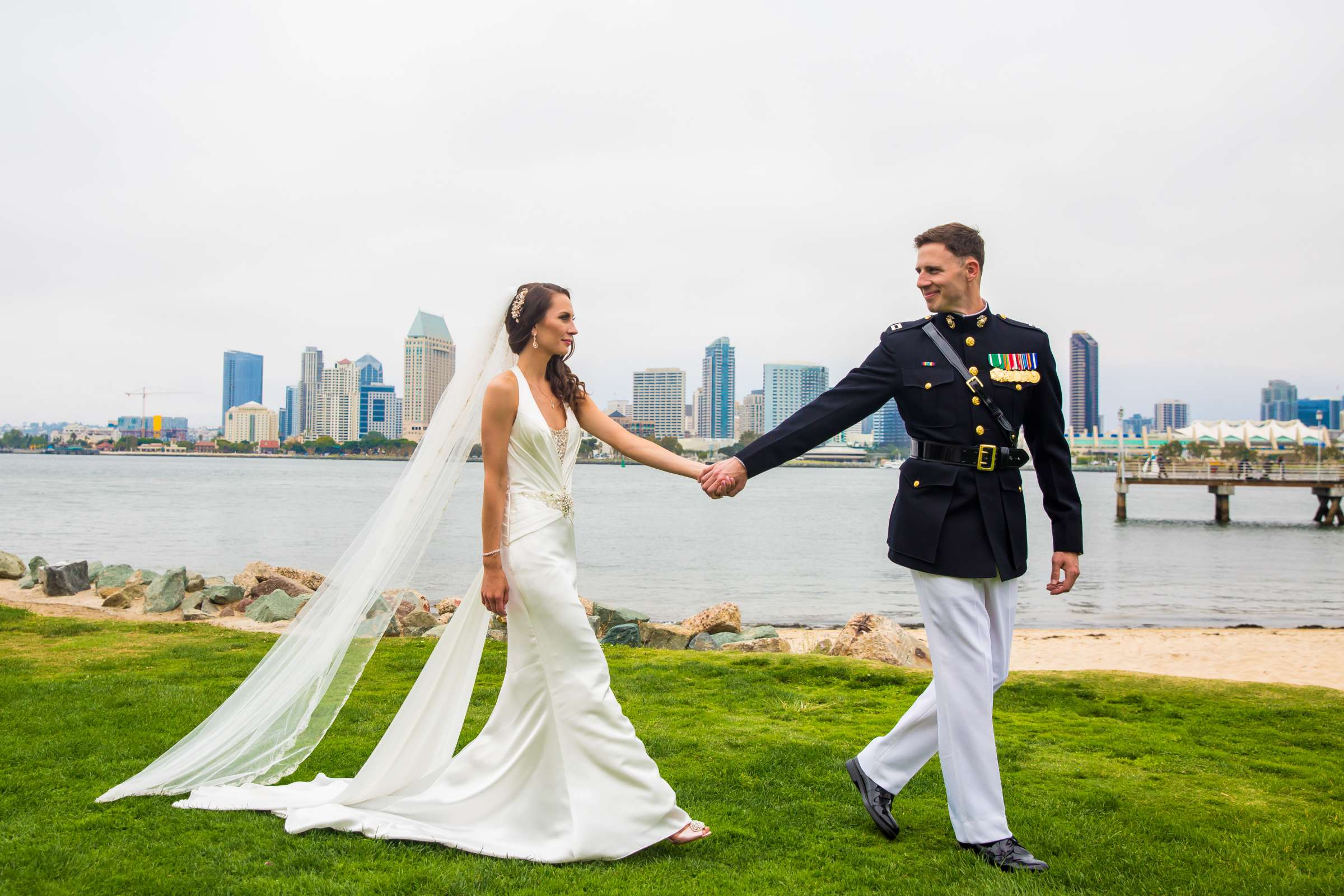El Cortez Wedding coordinated by Jessica Beiriger, Caitlin and James Wedding Photo #80 by True Photography