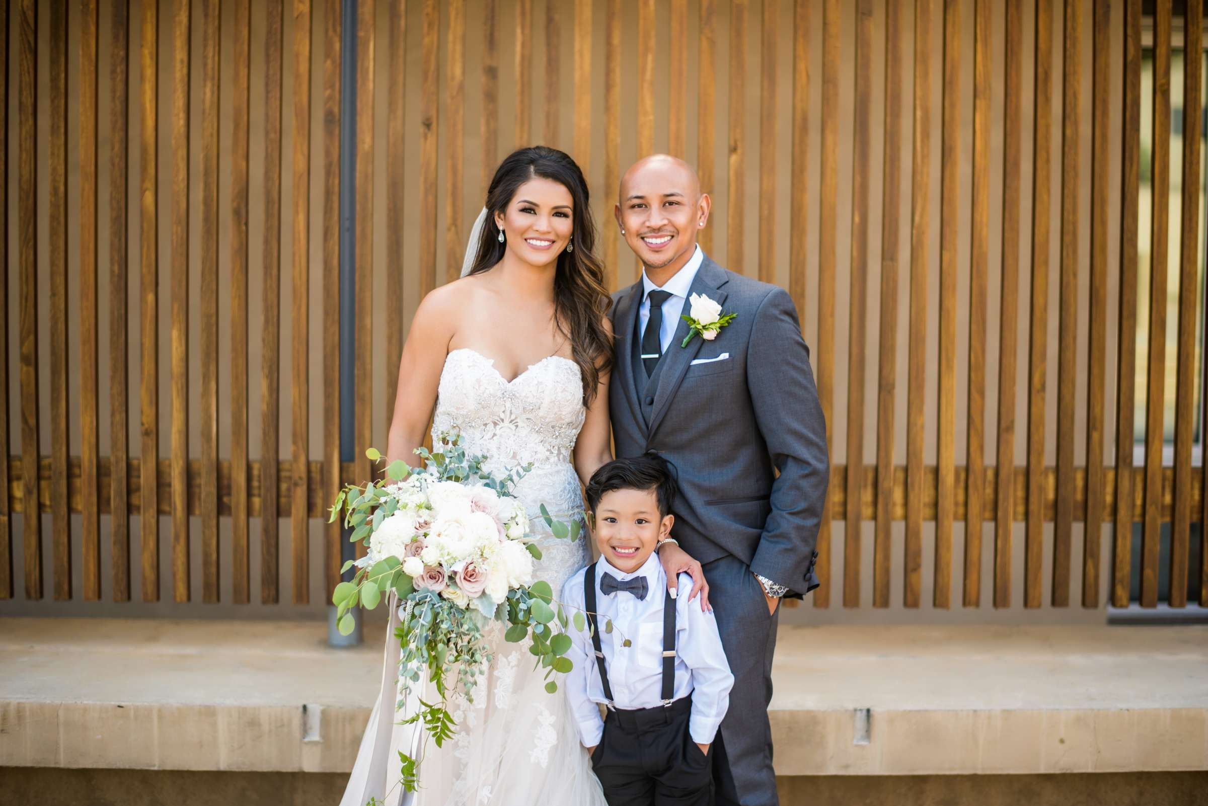 Scripps Seaside Forum Wedding coordinated by Lavish Weddings, Cindy and Justin Wedding Photo #381761 by True Photography