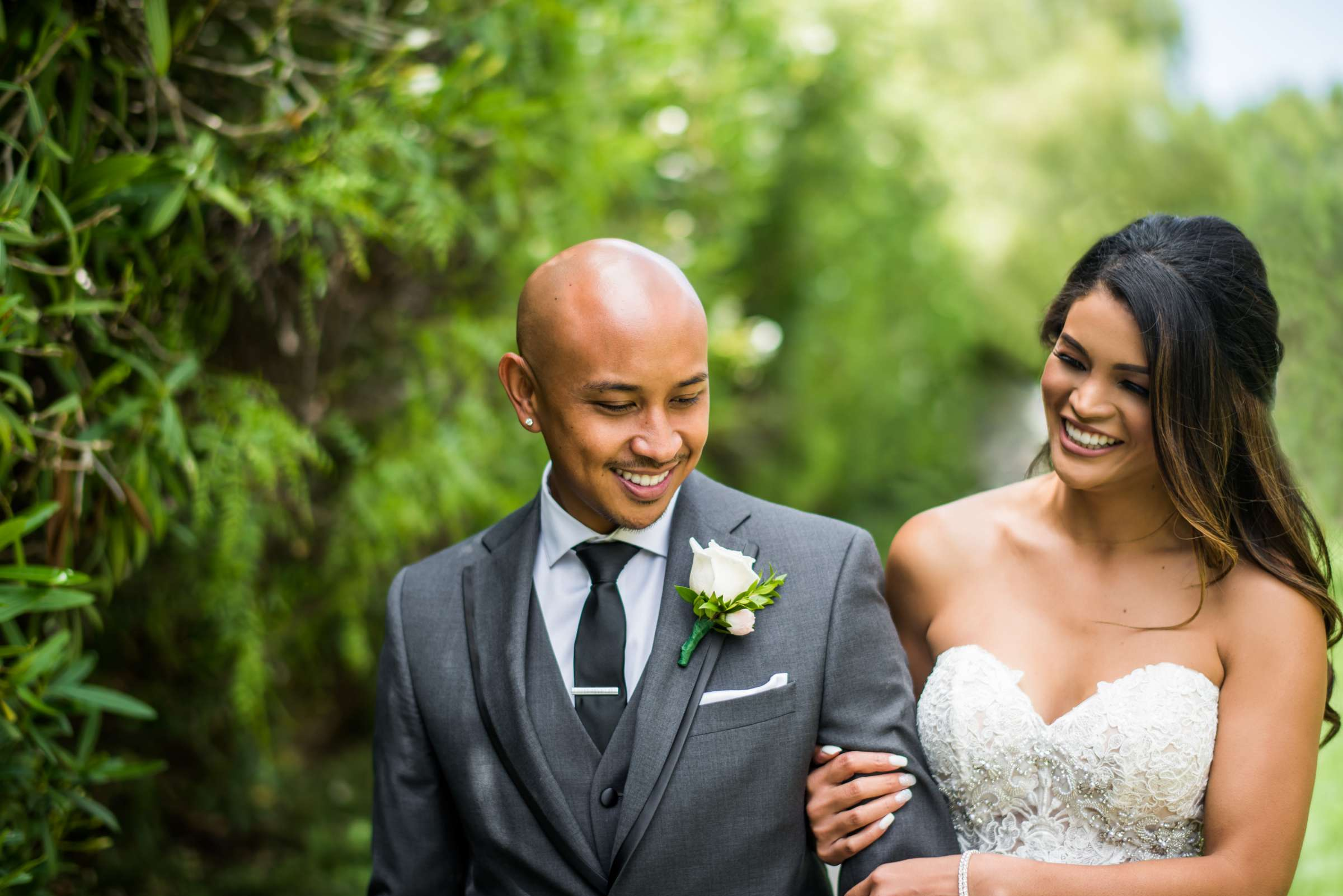 Scripps Seaside Forum Wedding coordinated by Lavish Weddings, Cindy and Justin Wedding Photo #381764 by True Photography