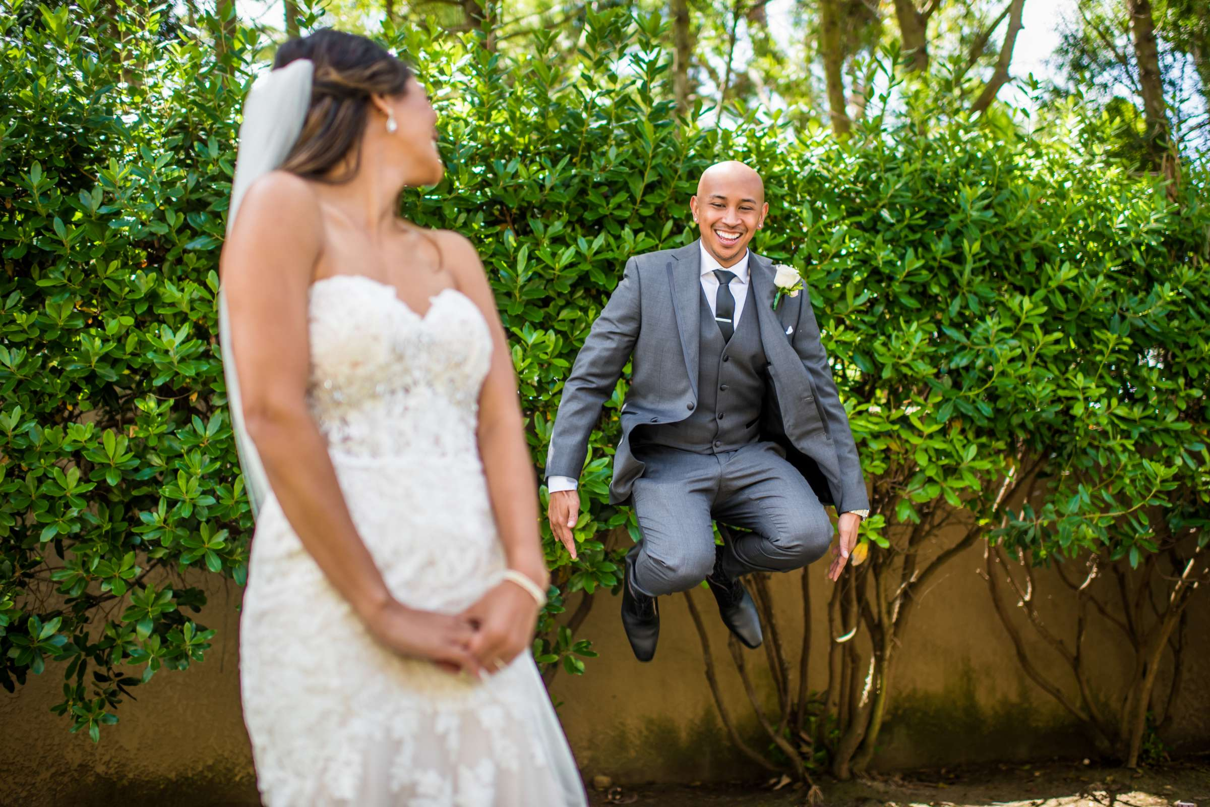 Scripps Seaside Forum Wedding coordinated by Lavish Weddings, Cindy and Justin Wedding Photo #381769 by True Photography