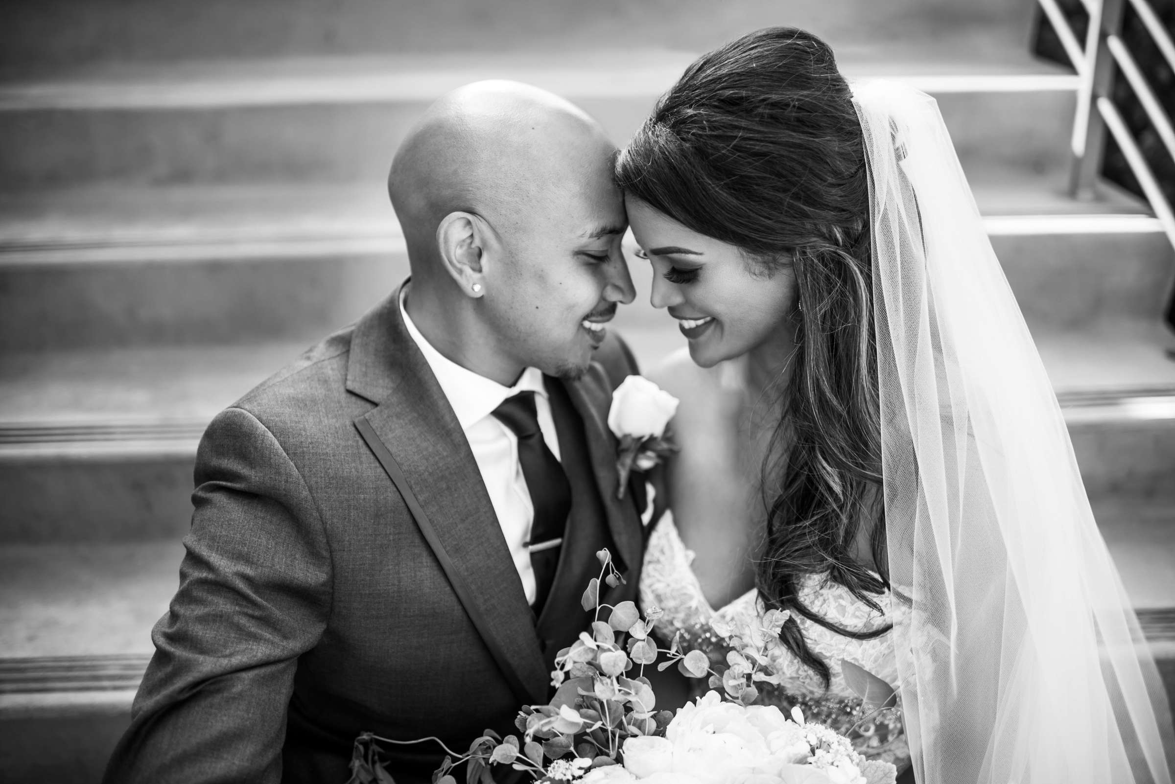Scripps Seaside Forum Wedding coordinated by Lavish Weddings, Cindy and Justin Wedding Photo #381770 by True Photography