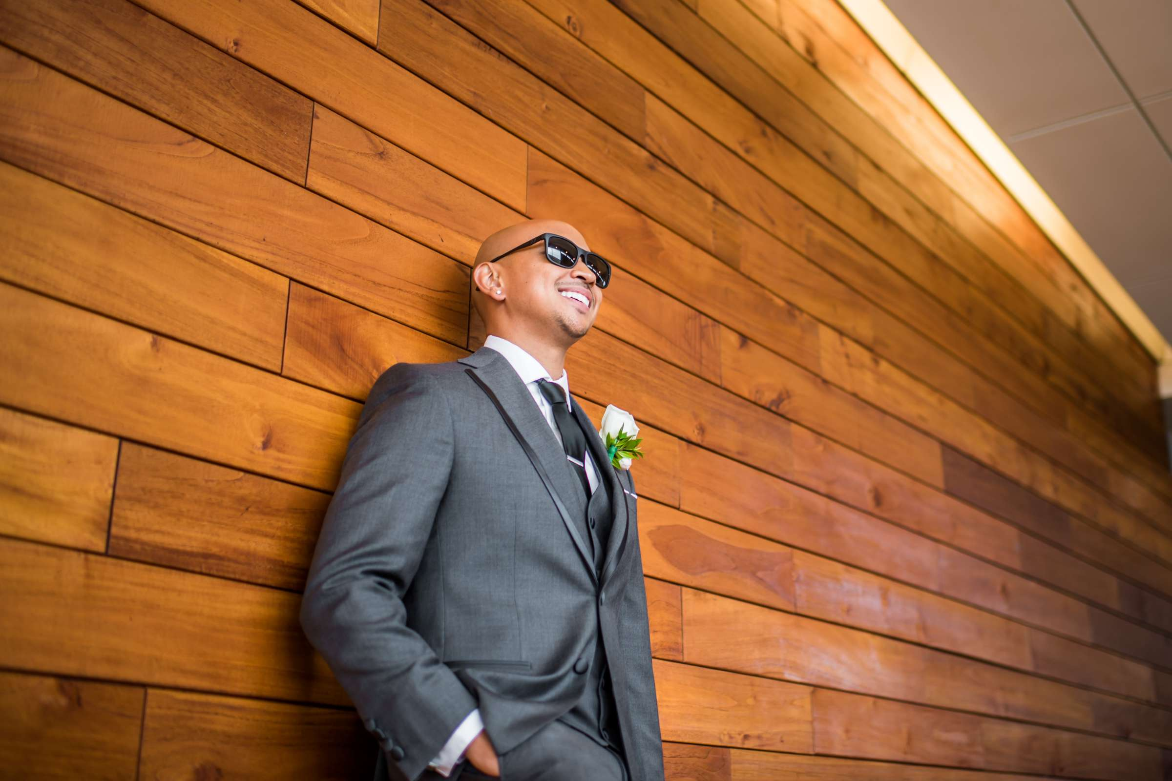 Scripps Seaside Forum Wedding coordinated by Lavish Weddings, Cindy and Justin Wedding Photo #381771 by True Photography