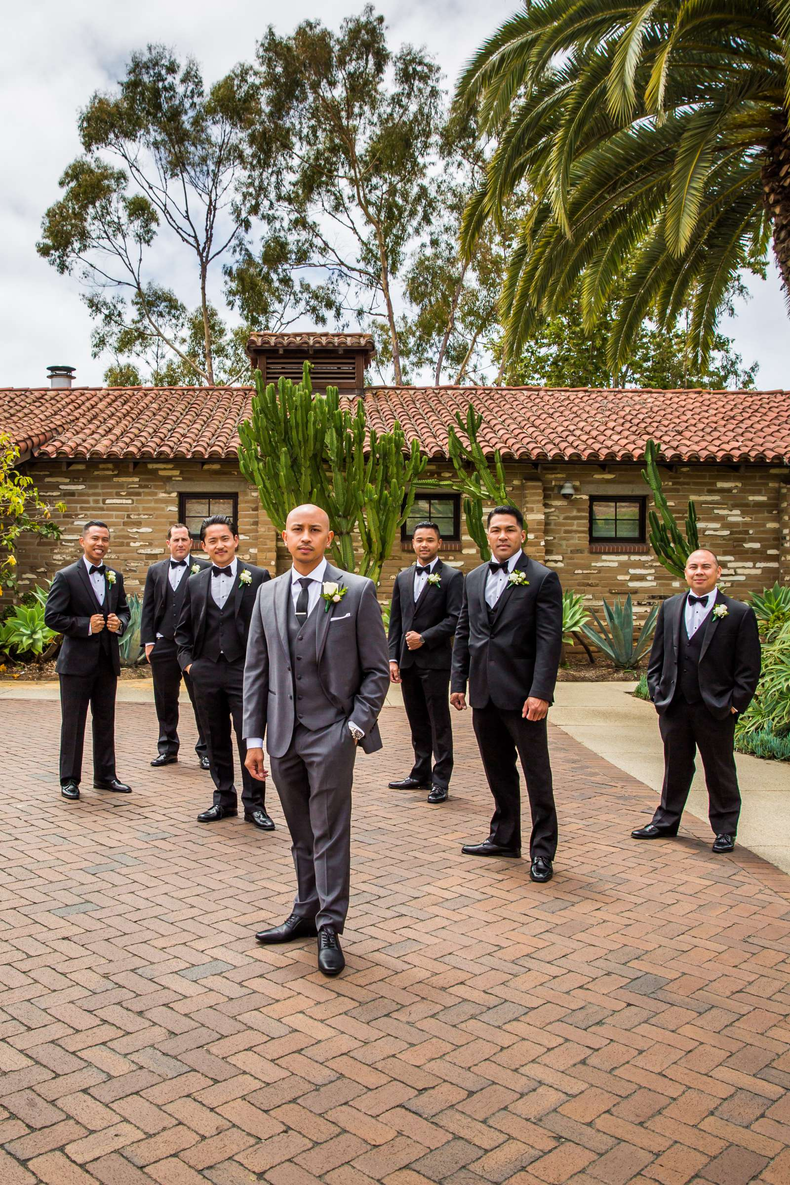 Scripps Seaside Forum Wedding coordinated by Lavish Weddings, Cindy and Justin Wedding Photo #381776 by True Photography