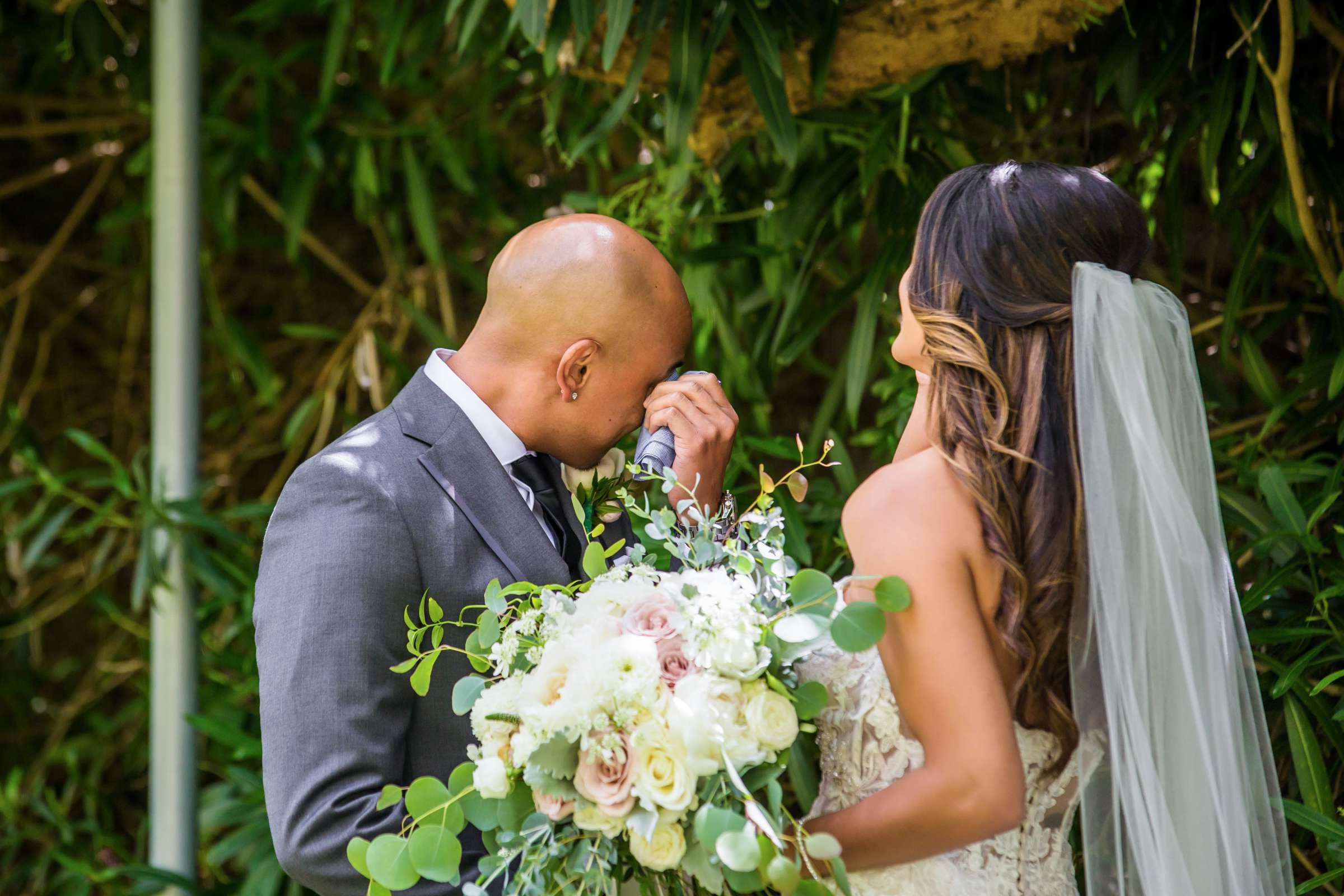 Scripps Seaside Forum Wedding coordinated by Lavish Weddings, Cindy and Justin Wedding Photo #381802 by True Photography