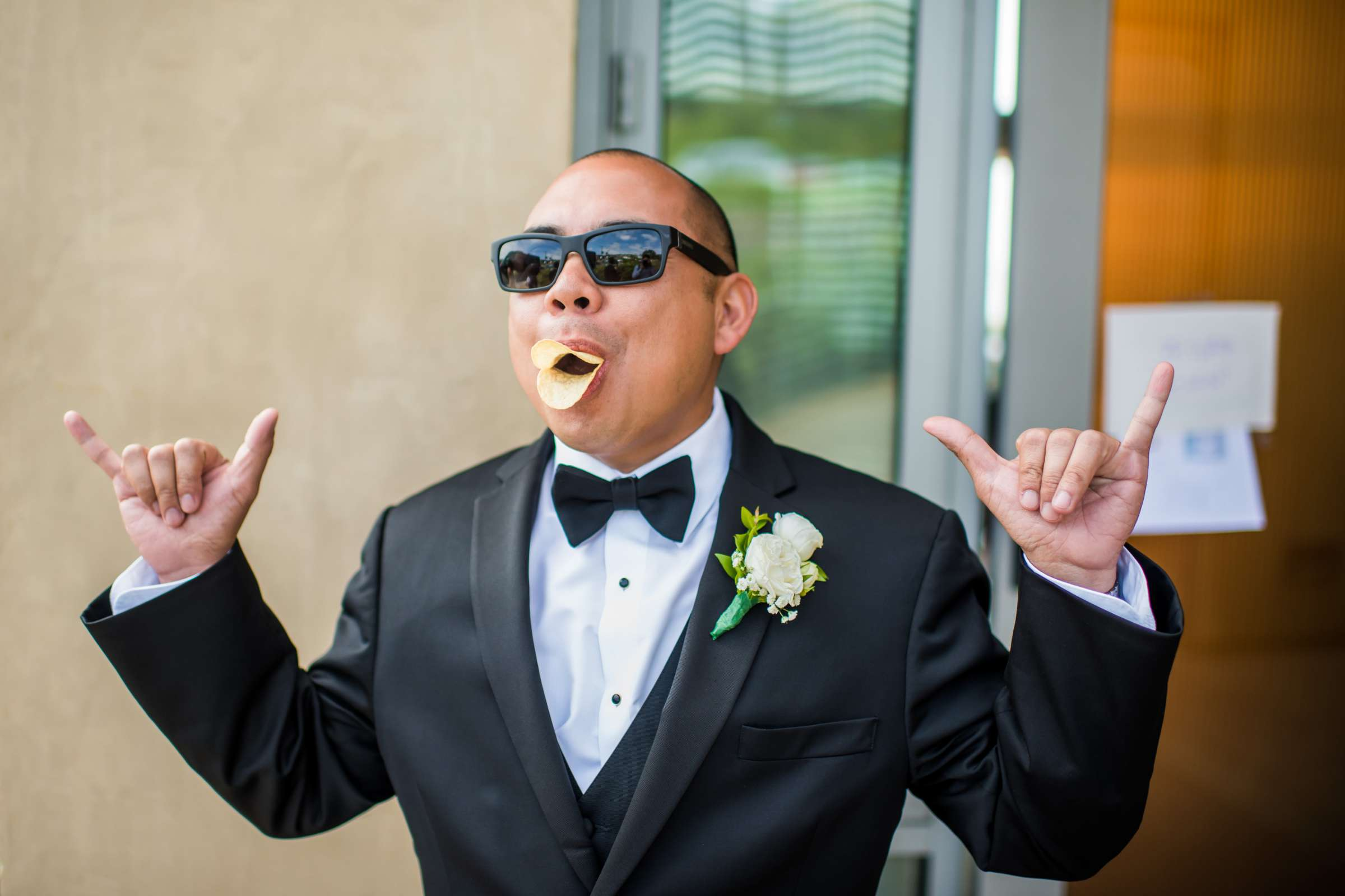 Scripps Seaside Forum Wedding coordinated by Lavish Weddings, Cindy and Justin Wedding Photo #381808 by True Photography