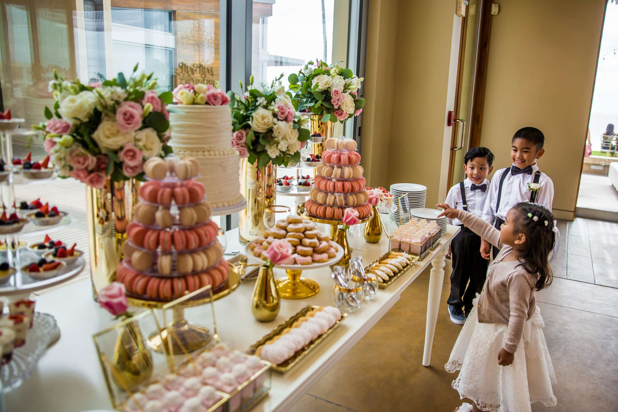 Scripps Seaside Forum Wedding coordinated by Lavish Weddings, Cindy and Justin Wedding Photo #381809 by True Photography