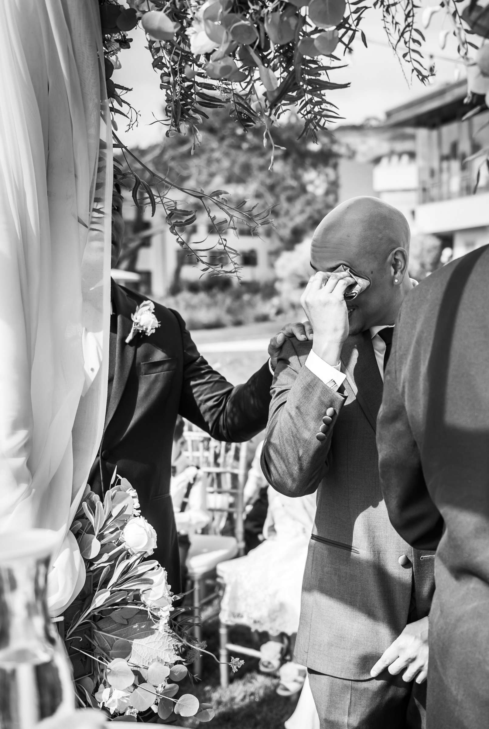 Scripps Seaside Forum Wedding coordinated by Lavish Weddings, Cindy and Justin Wedding Photo #381814 by True Photography
