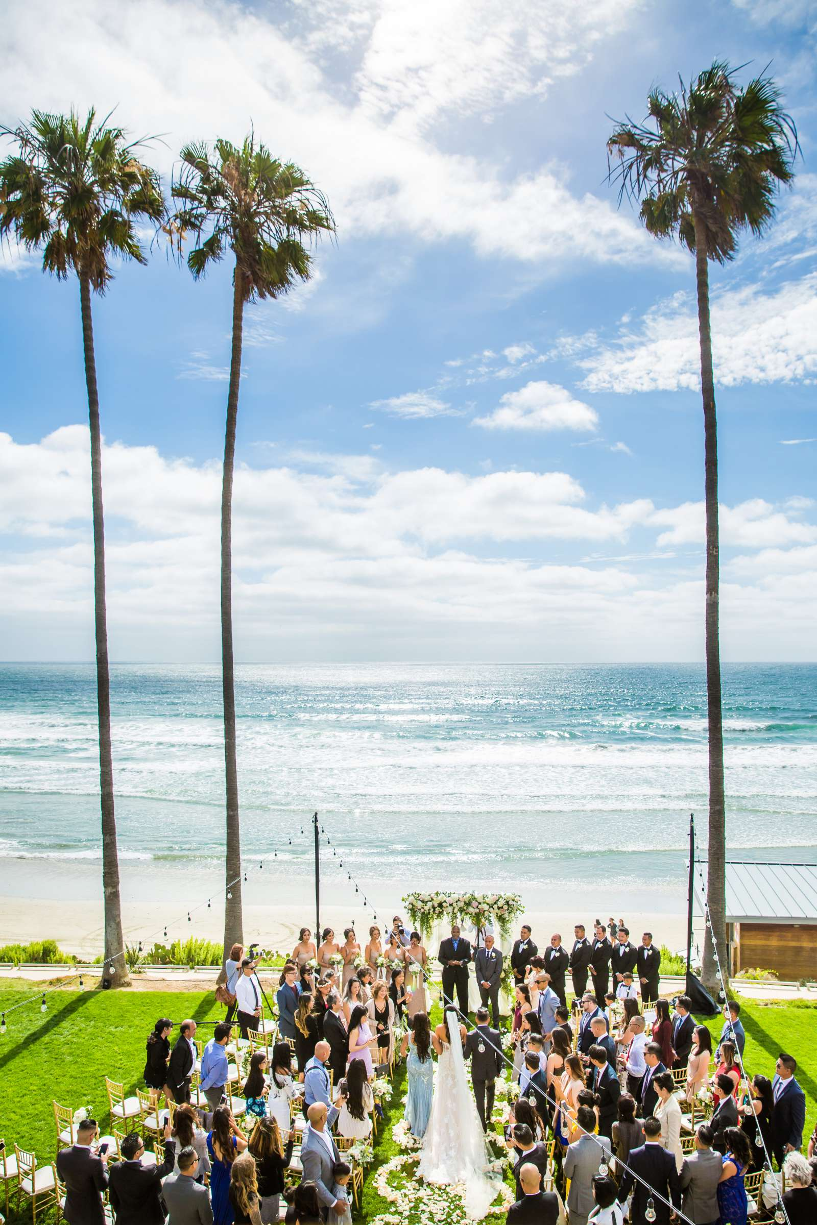 Scripps Seaside Forum Wedding coordinated by Lavish Weddings, Cindy and Justin Wedding Photo #381817 by True Photography