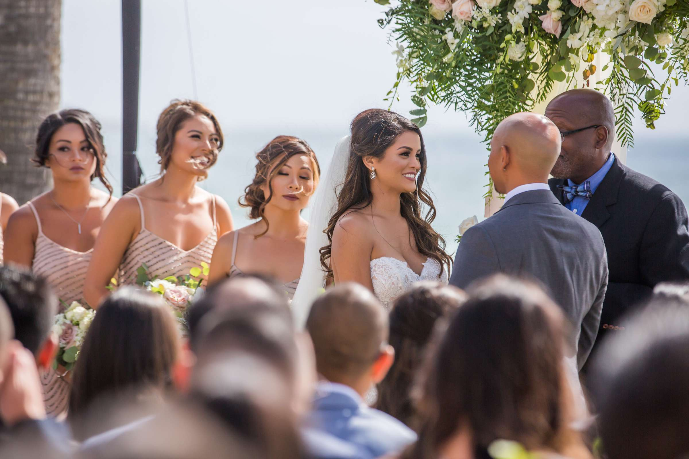 Scripps Seaside Forum Wedding coordinated by Lavish Weddings, Cindy and Justin Wedding Photo #381822 by True Photography