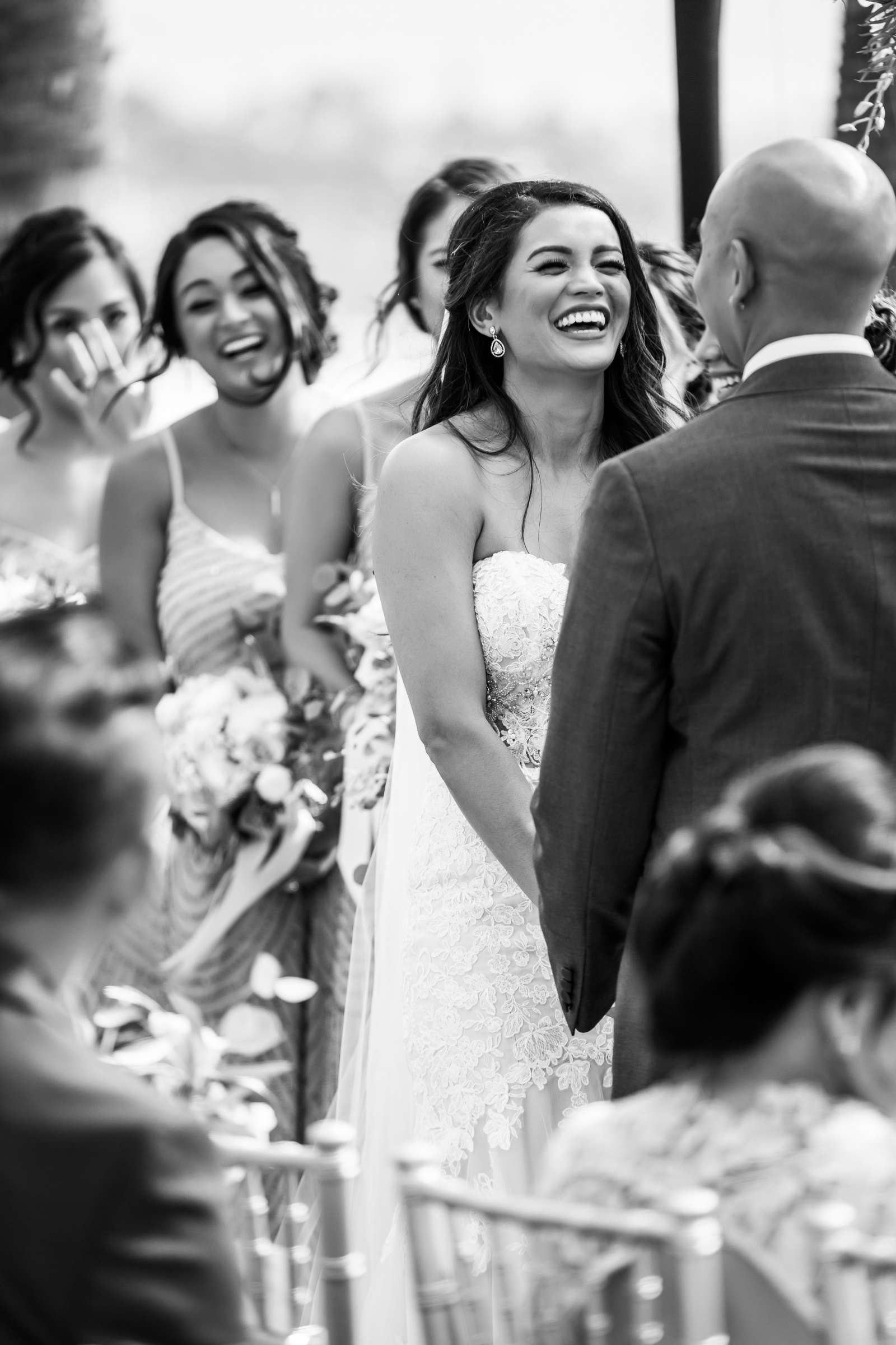 Scripps Seaside Forum Wedding coordinated by Lavish Weddings, Cindy and Justin Wedding Photo #381830 by True Photography