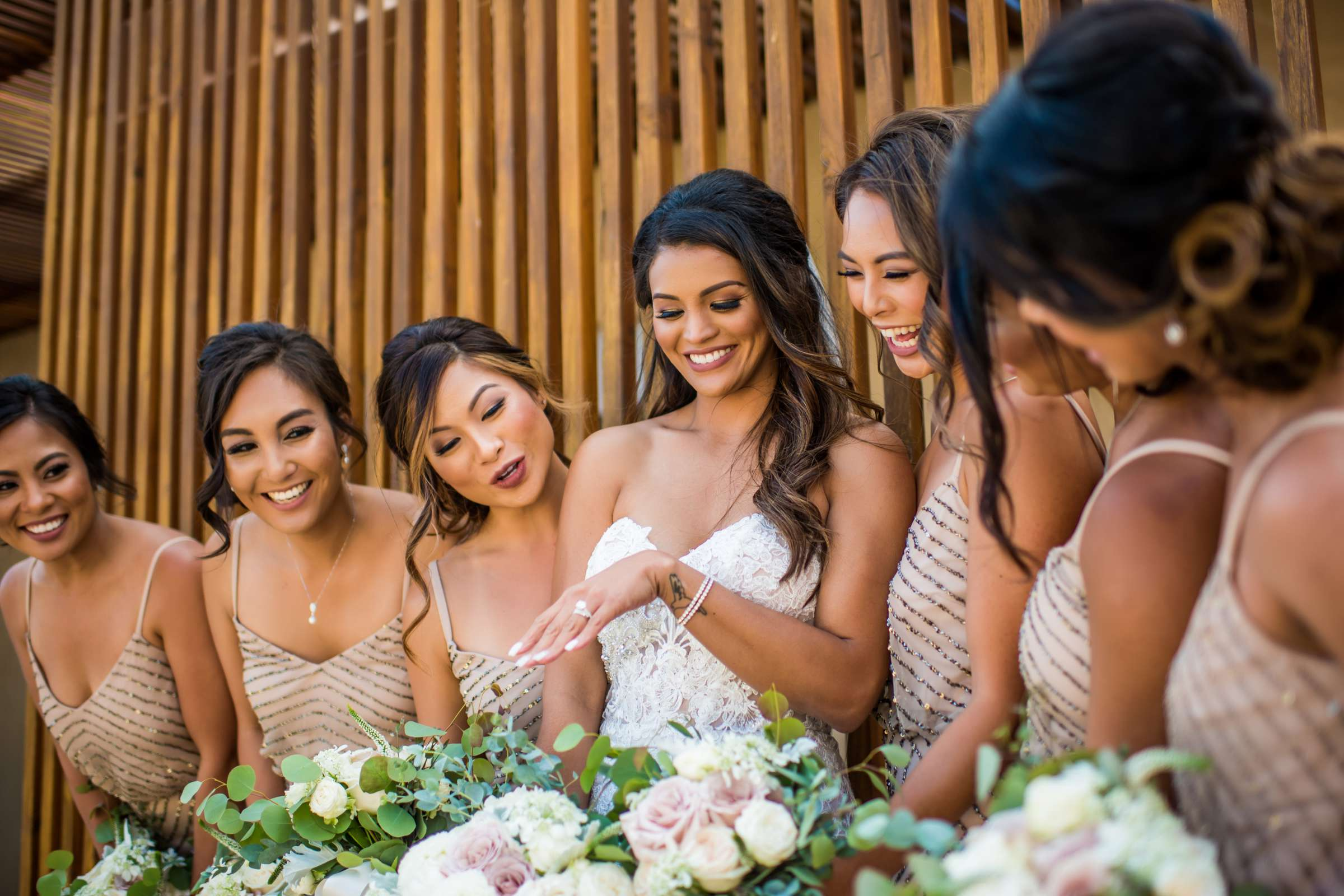 Scripps Seaside Forum Wedding coordinated by Lavish Weddings, Cindy and Justin Wedding Photo #381838 by True Photography