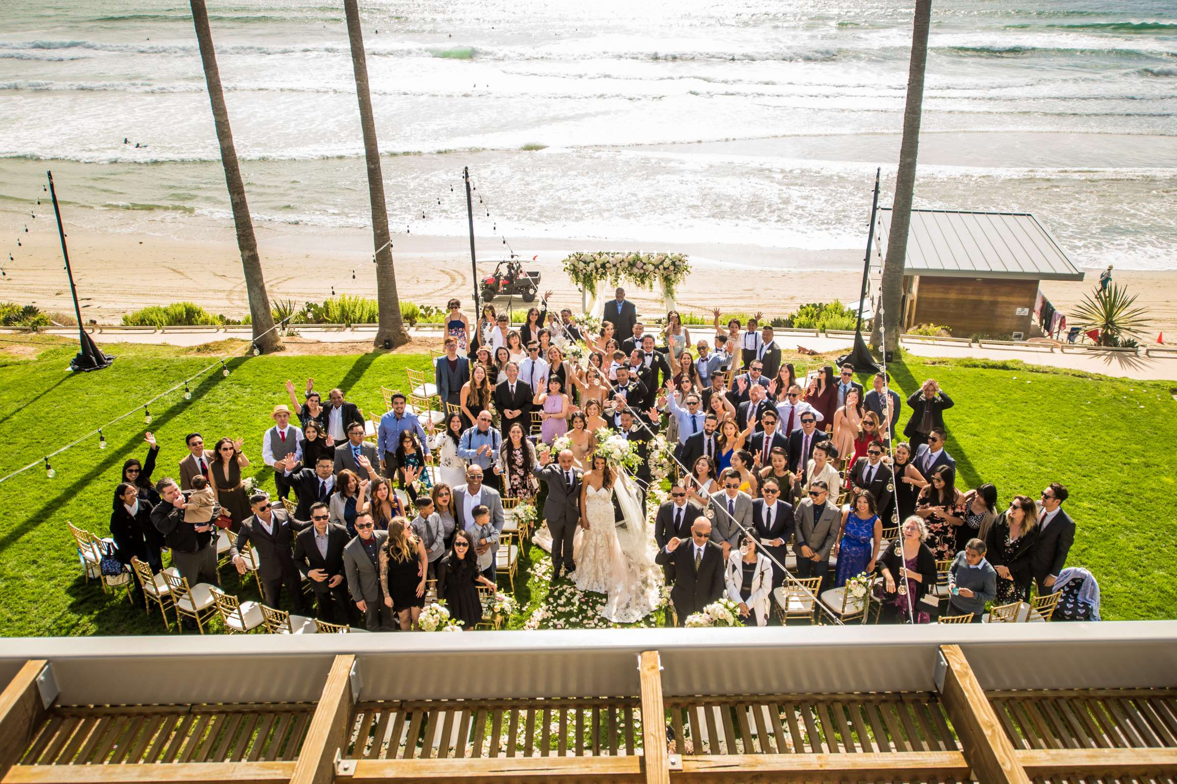 Scripps Seaside Forum Wedding coordinated by Lavish Weddings, Cindy and Justin Wedding Photo #381839 by True Photography