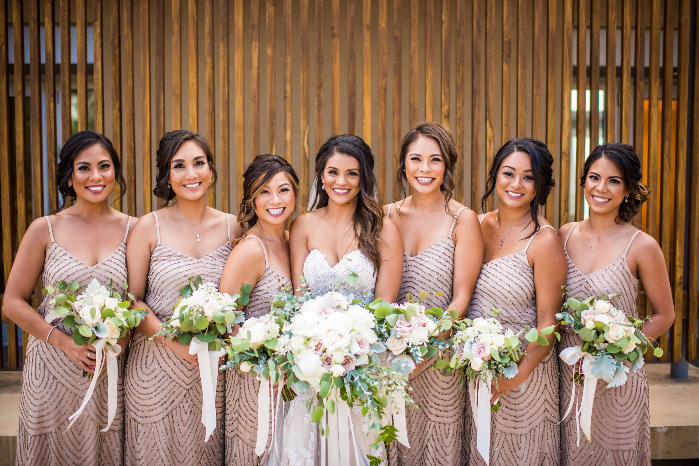 Scripps Seaside Forum Wedding coordinated by Lavish Weddings, Cindy and Justin Wedding Photo #381843 by True Photography