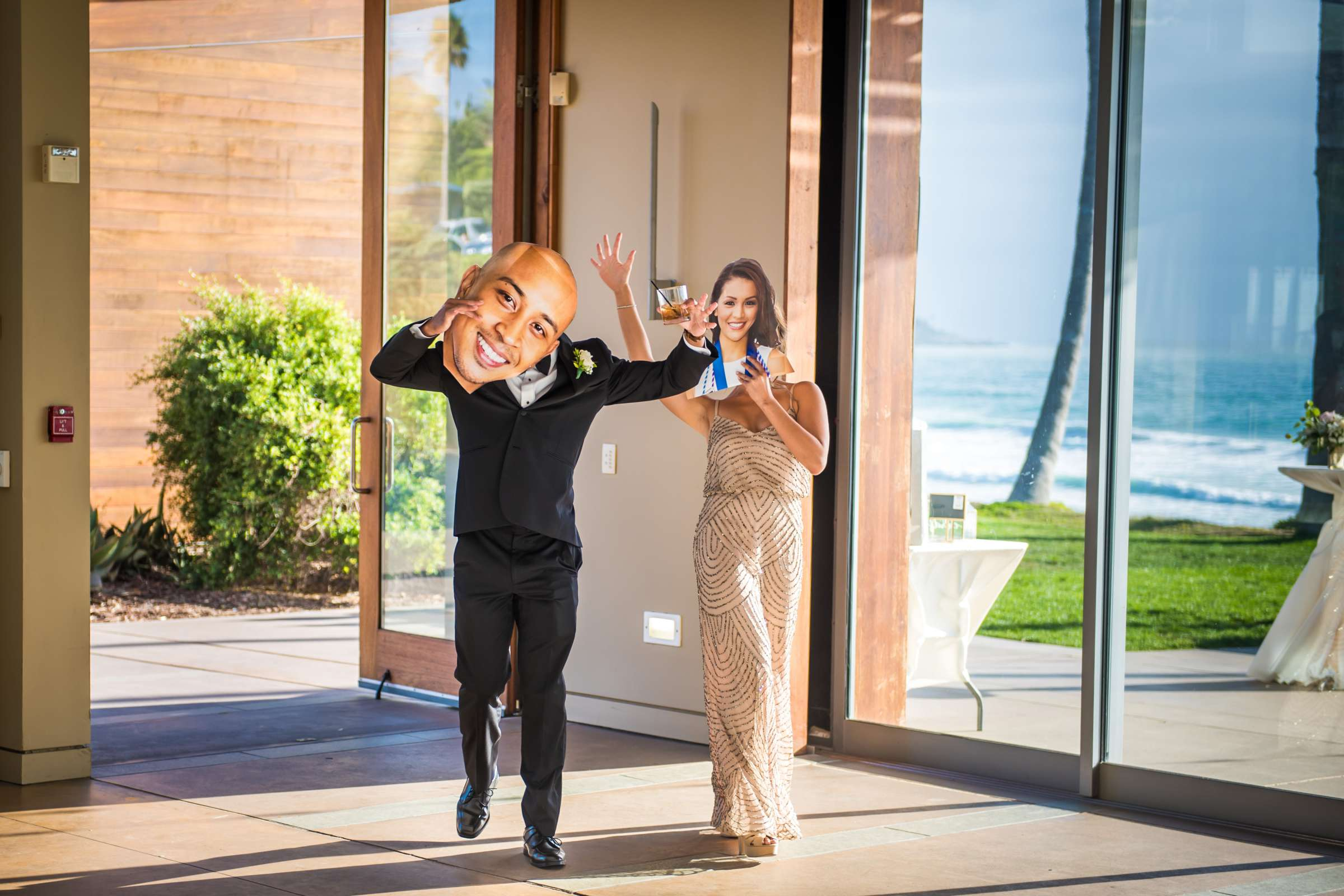 Scripps Seaside Forum Wedding coordinated by Lavish Weddings, Cindy and Justin Wedding Photo #381848 by True Photography