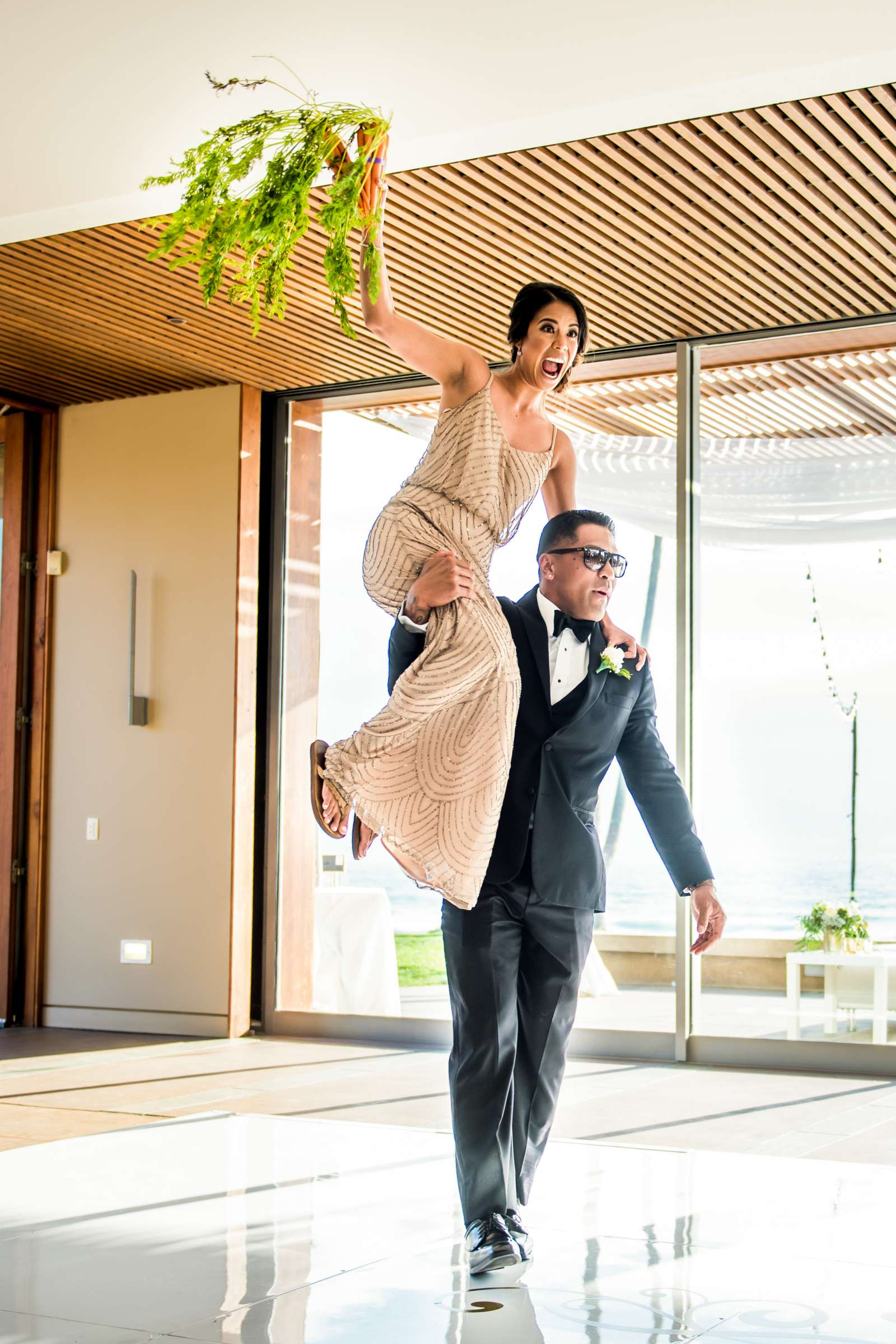 Scripps Seaside Forum Wedding coordinated by Lavish Weddings, Cindy and Justin Wedding Photo #381849 by True Photography