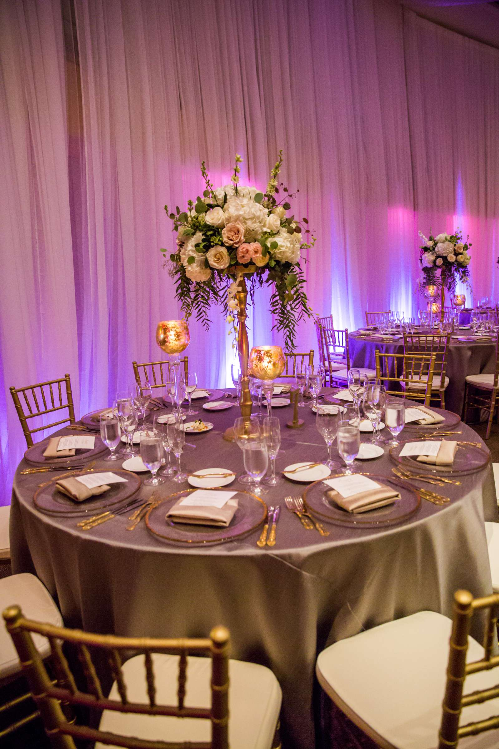 Scripps Seaside Forum Wedding coordinated by Lavish Weddings, Cindy and Justin Wedding Photo #381964 by True Photography